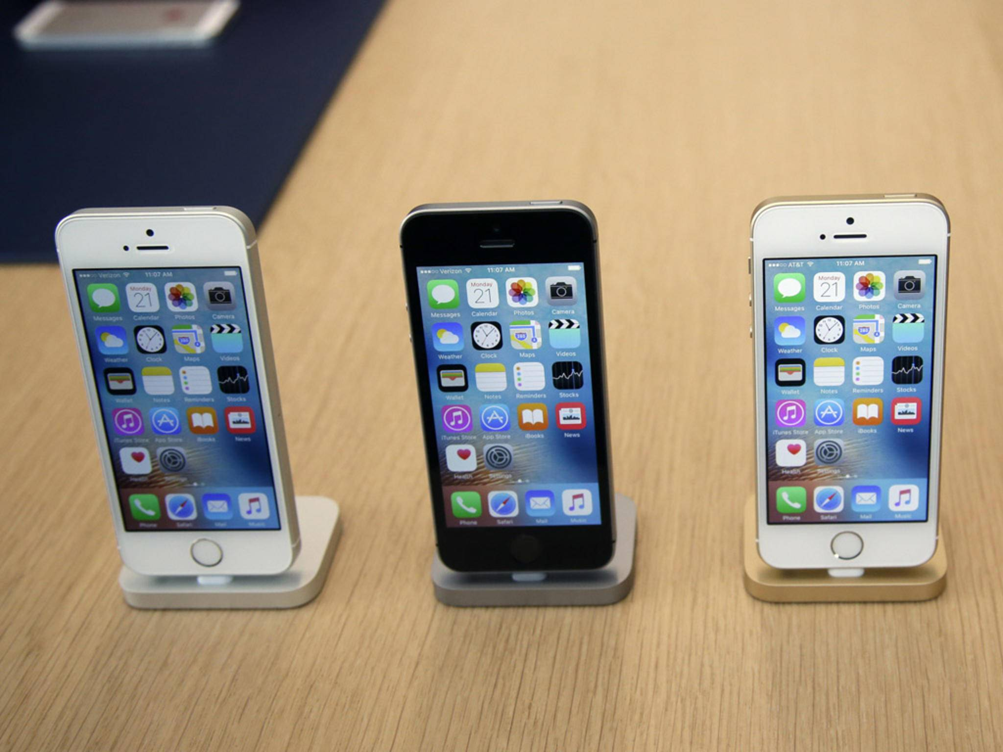 Lohnt sich der Umstieg vom iPhone 5s auf das iPhone SE?