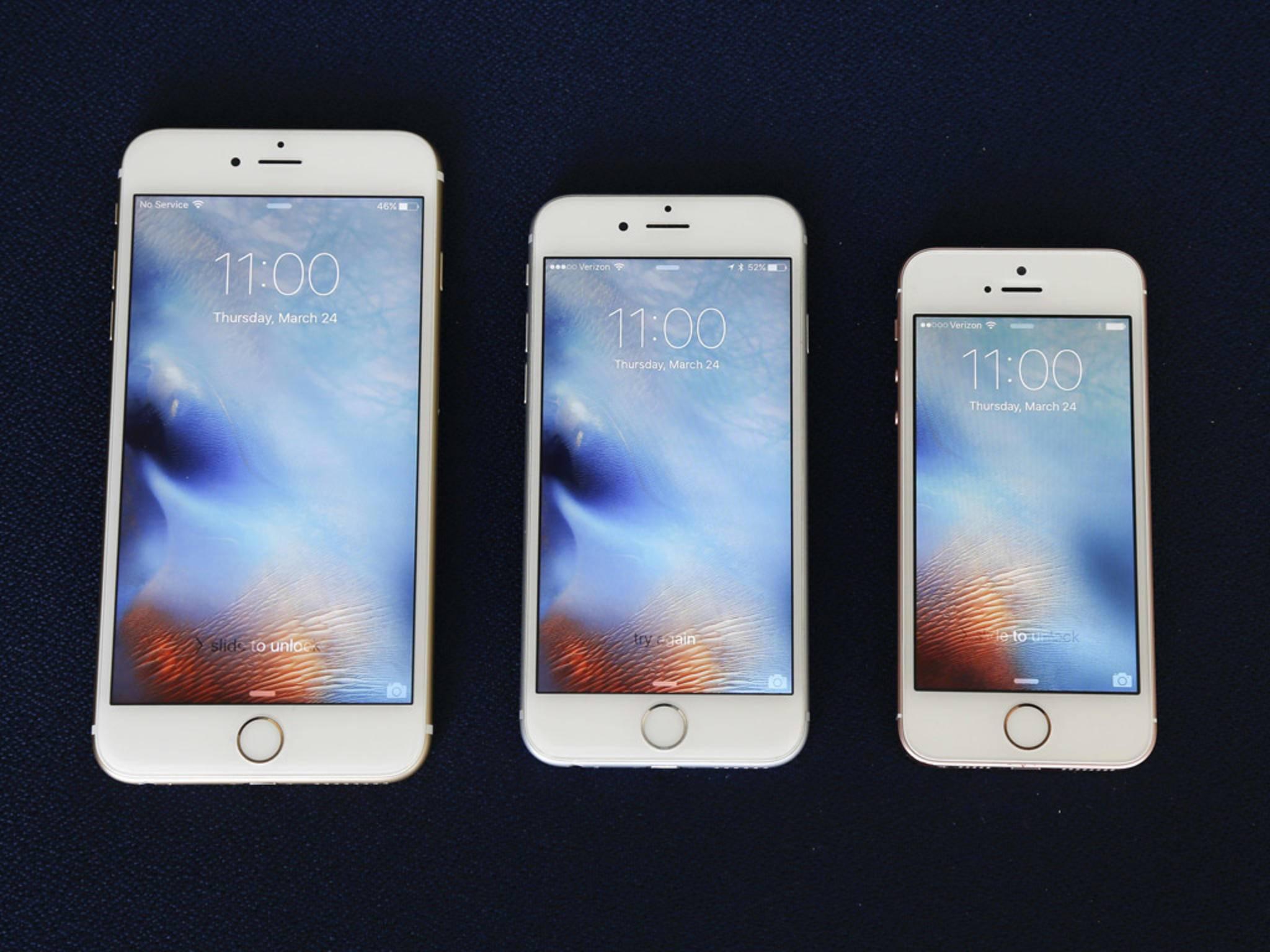 Das iPhone SE lockt besonders bisherige Android-User an.