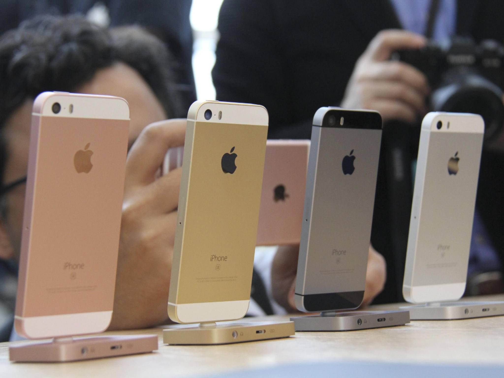 Welche Gerüchte zum iPhone SE haben sich als wahr herausgestellt?