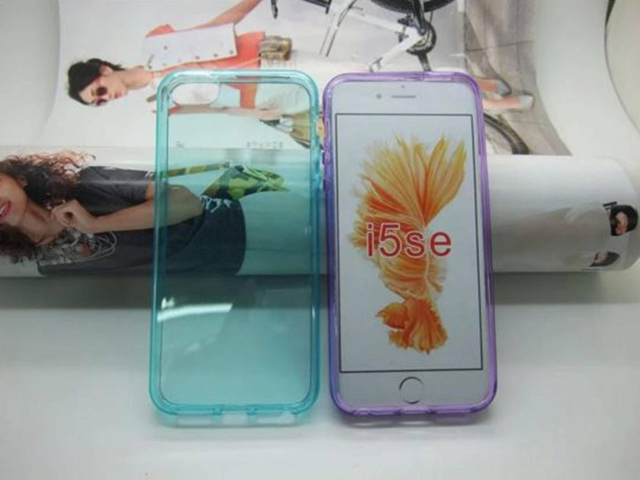 Gibt das Case einen Ausblick auf das iPhone 5se?