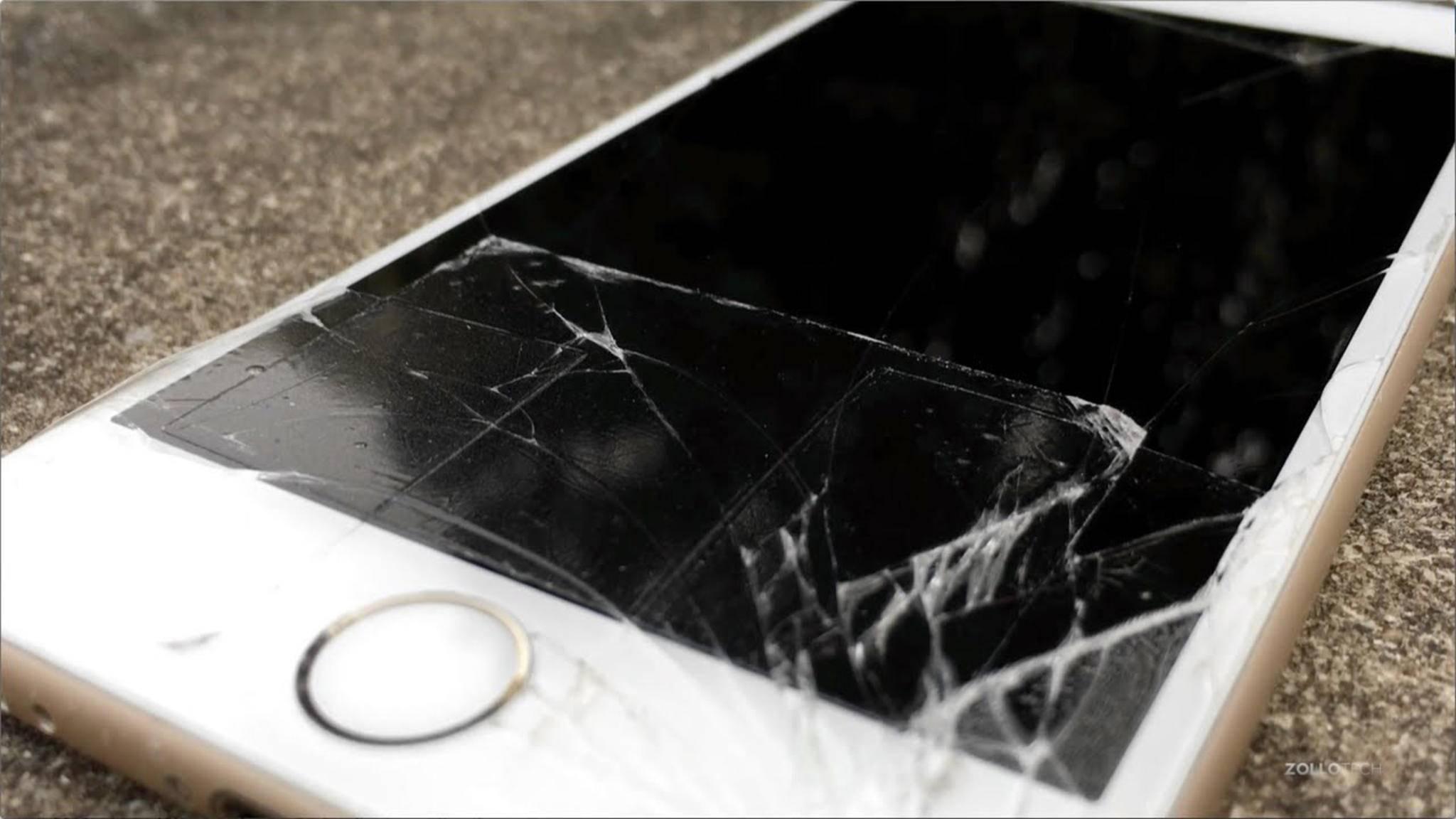 Die Reparatur eines iPhone-6s-Displays ist nicht gerade günstig.