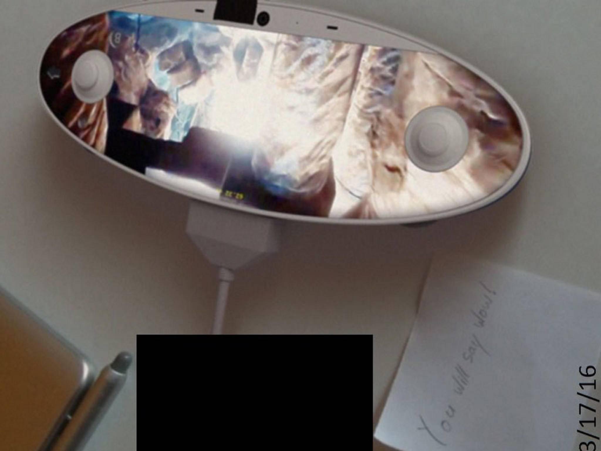 Ist jetzt wirklich ein Bild des Controllers der Nintendo NX durchgesickert?