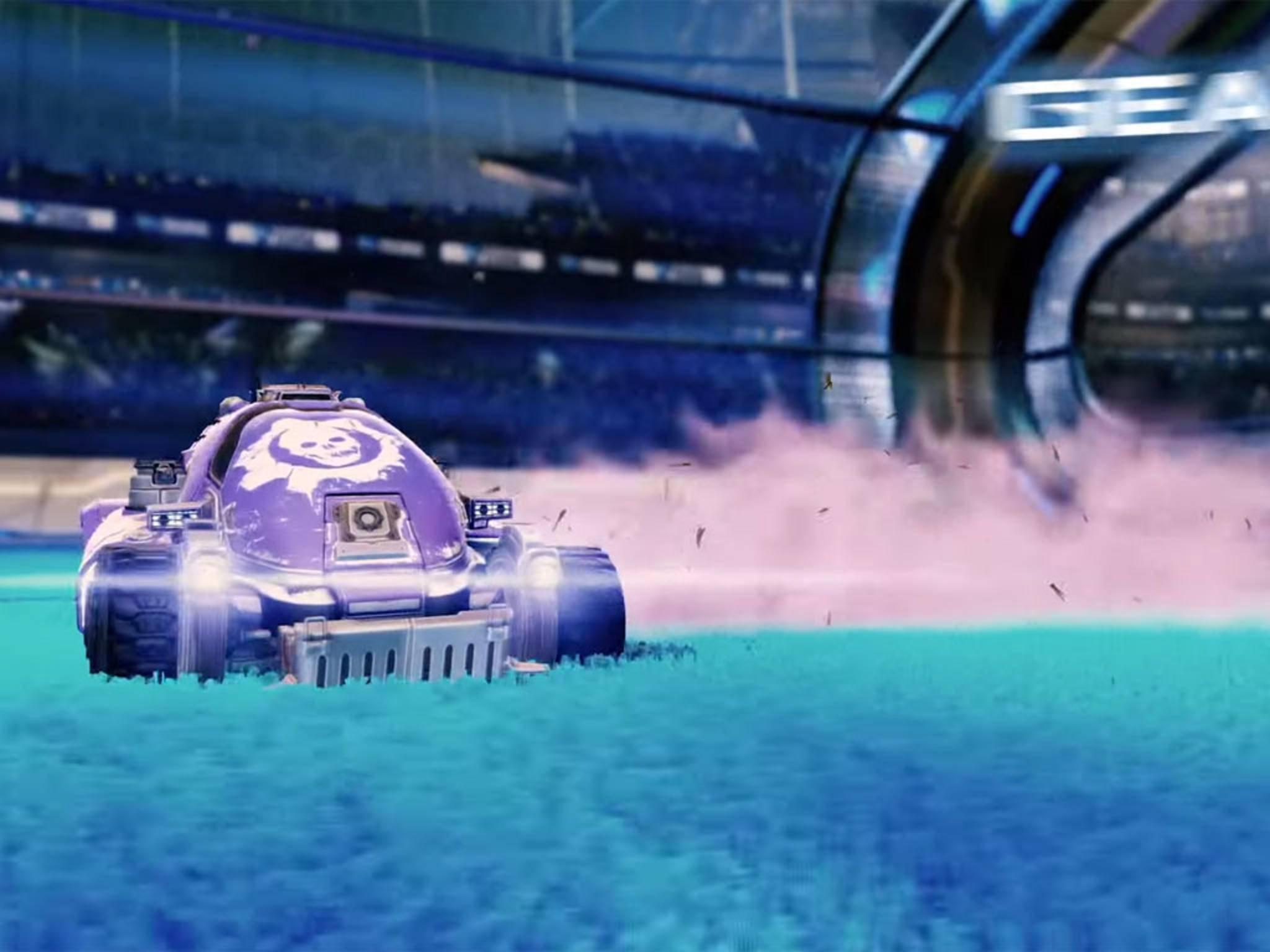 """""""Rocket League"""" könnte bald plattformübergreifend gezockt werden."""