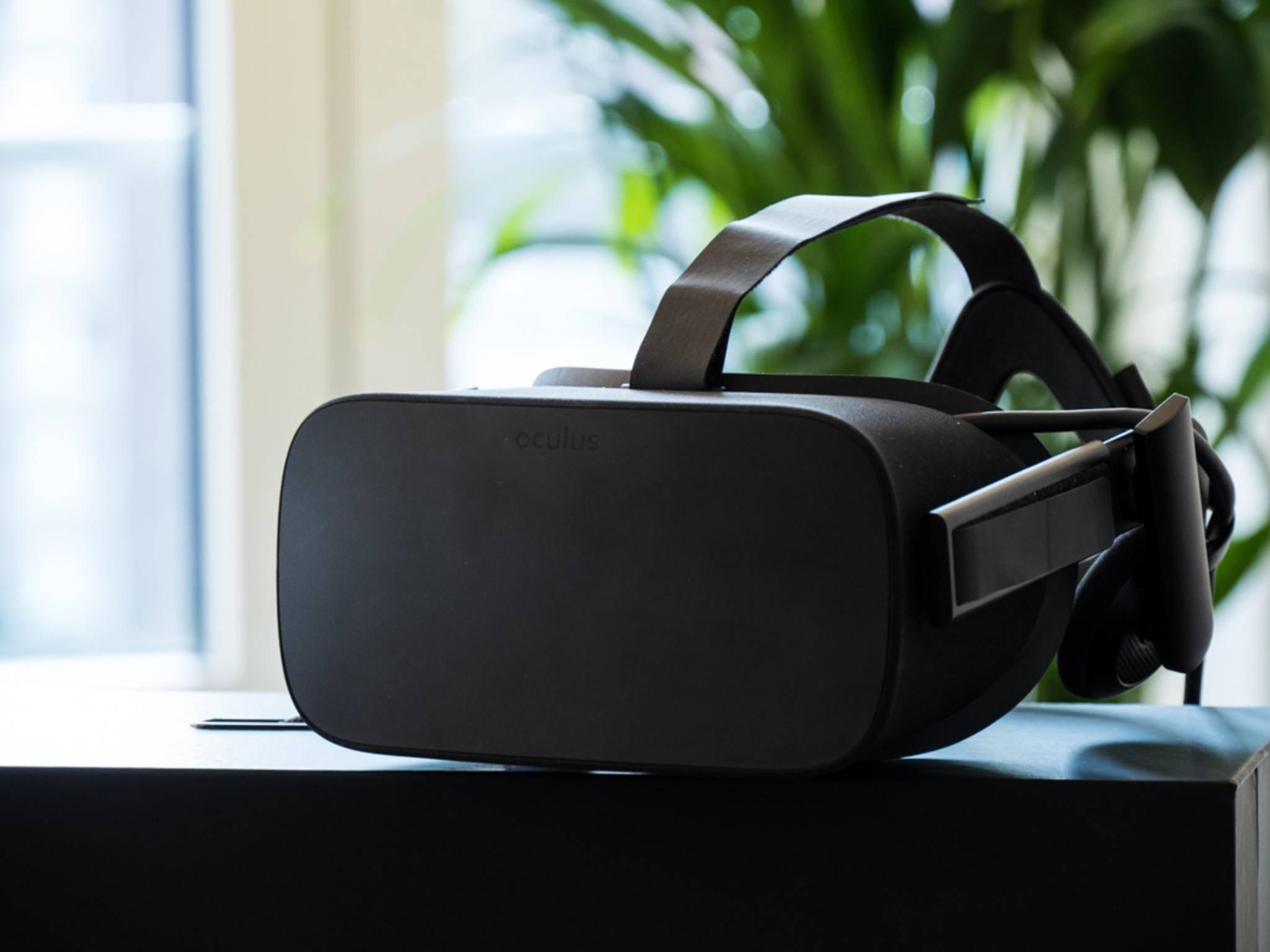 Ist die VR-Brille Oculus Rift wirklich eine Datenkrake?