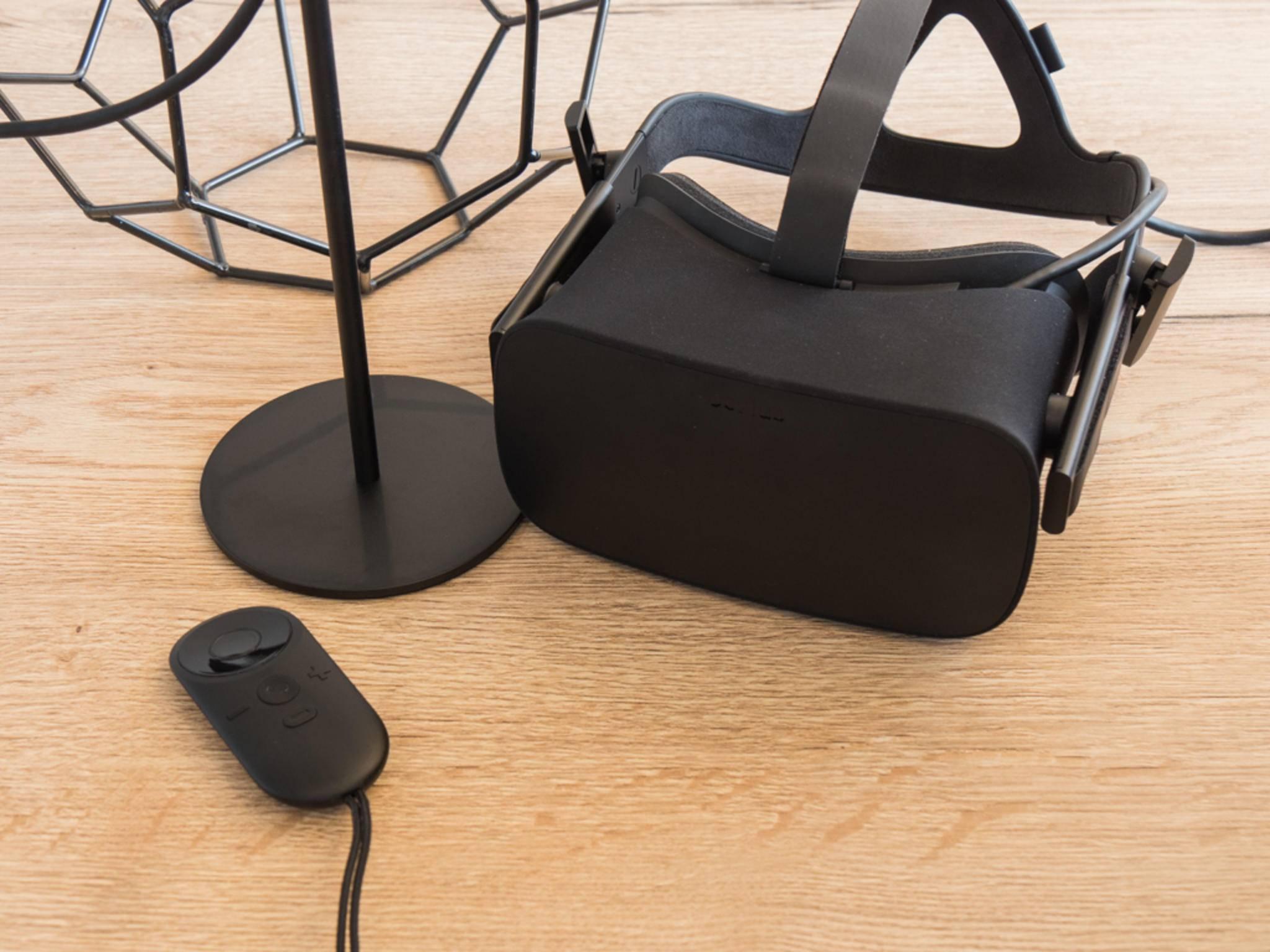 Bekommt die Oculus Rift bald eine kleine Schwester für 200 Dollar?