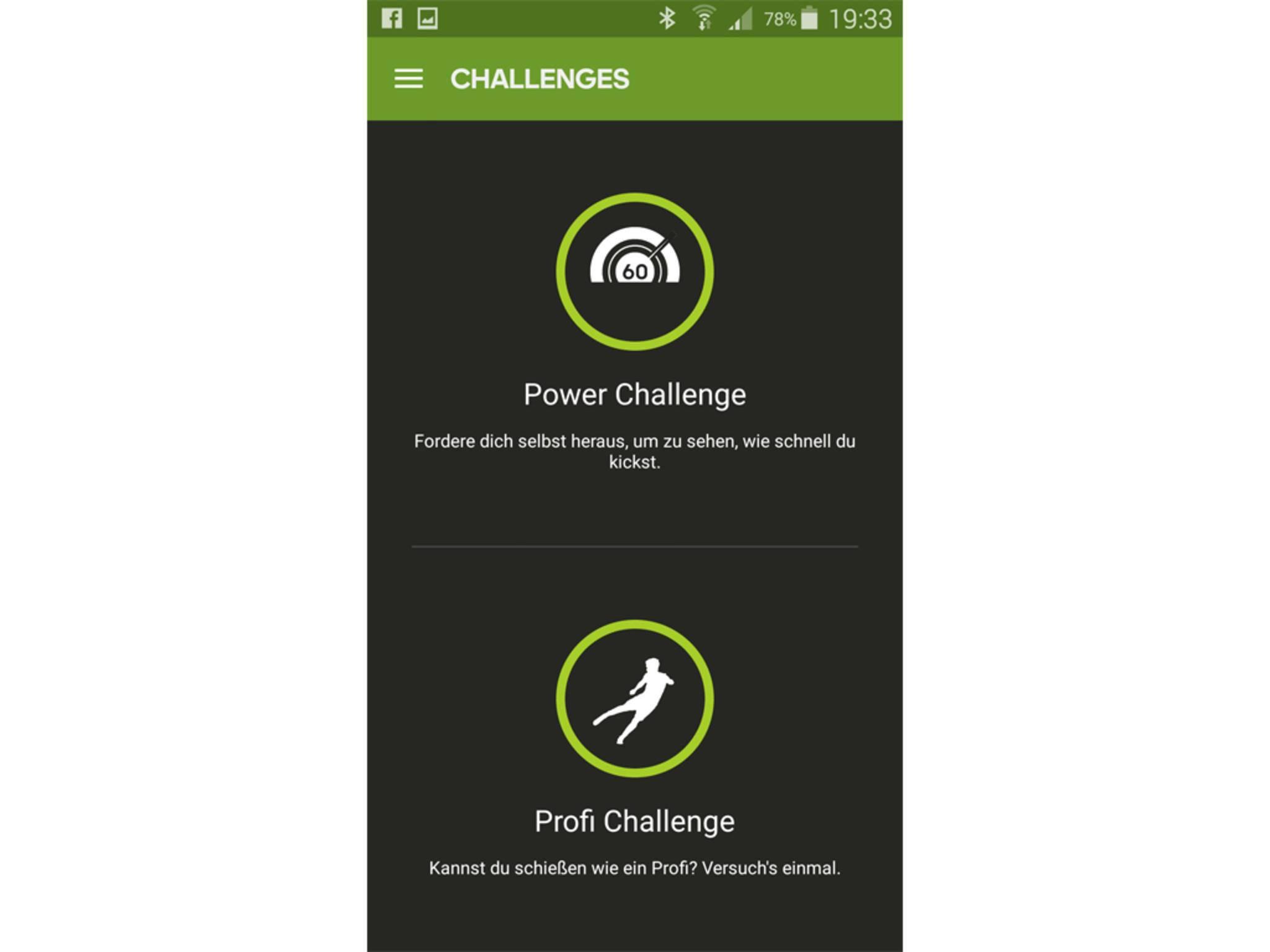 Adidas miCoach Smart Ball App 7