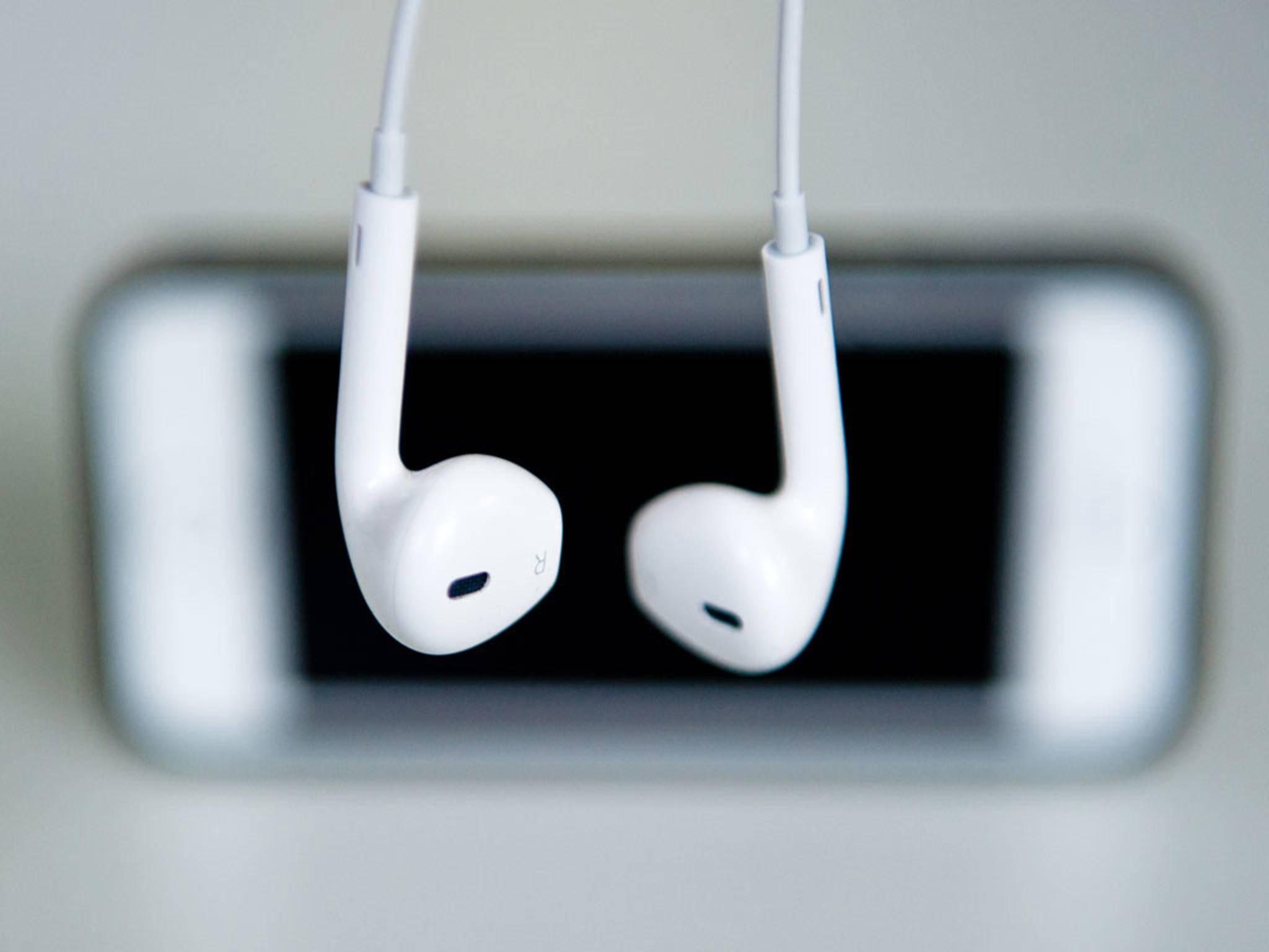 Die Apple EarPods können weit mehr, als nur die Lautstärke zu ändern.