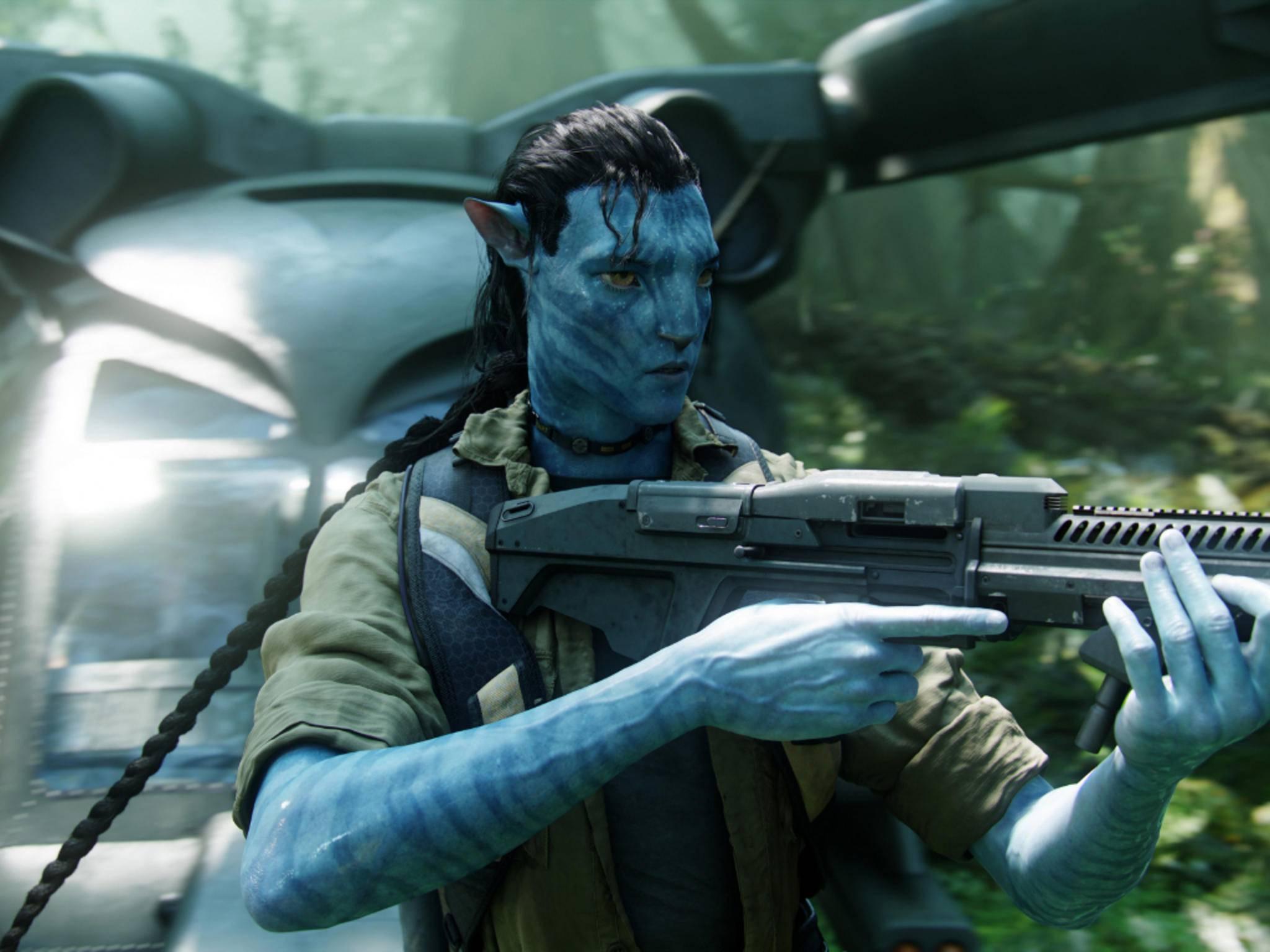 """Der erste """"Avatar""""-Teil ist der erfolgreichste Film aller Zeiten."""