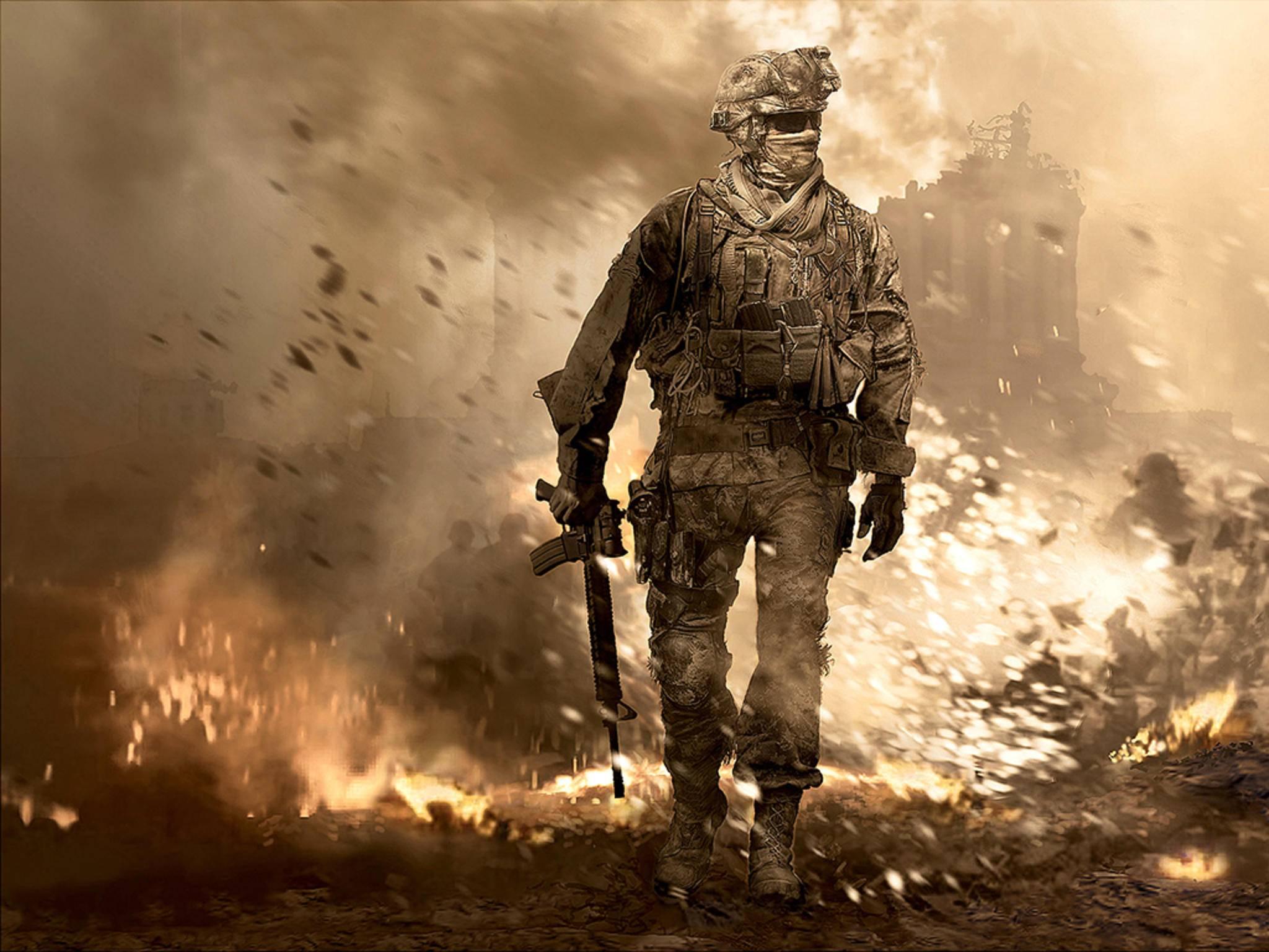 """Der Legacy-Edition könnte ein """"Call of Duty: Modern Warfare""""-Remaster beiliegen."""