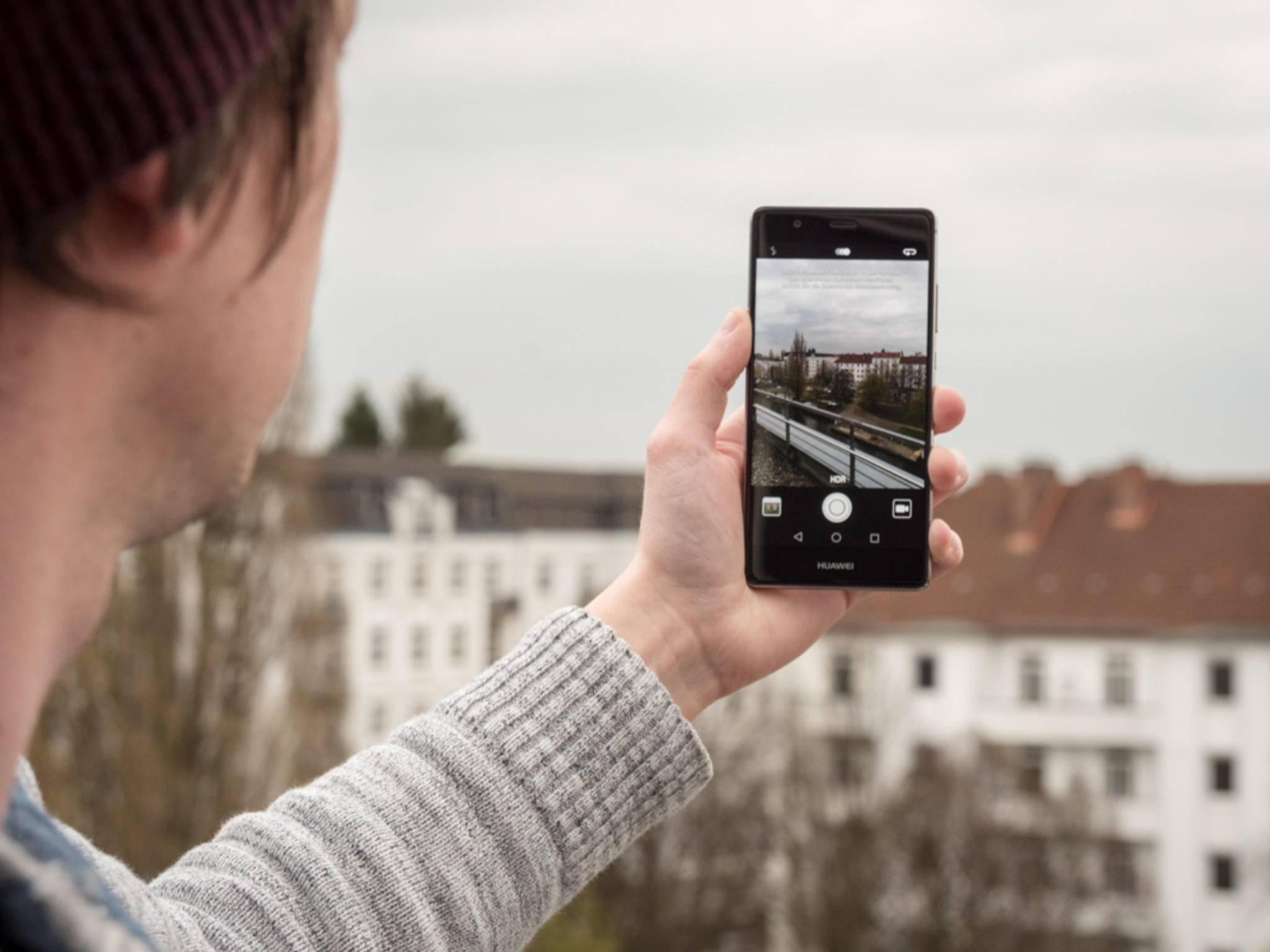 Stammt die Kamera des Huawei P9 tatsächlich von Leica?