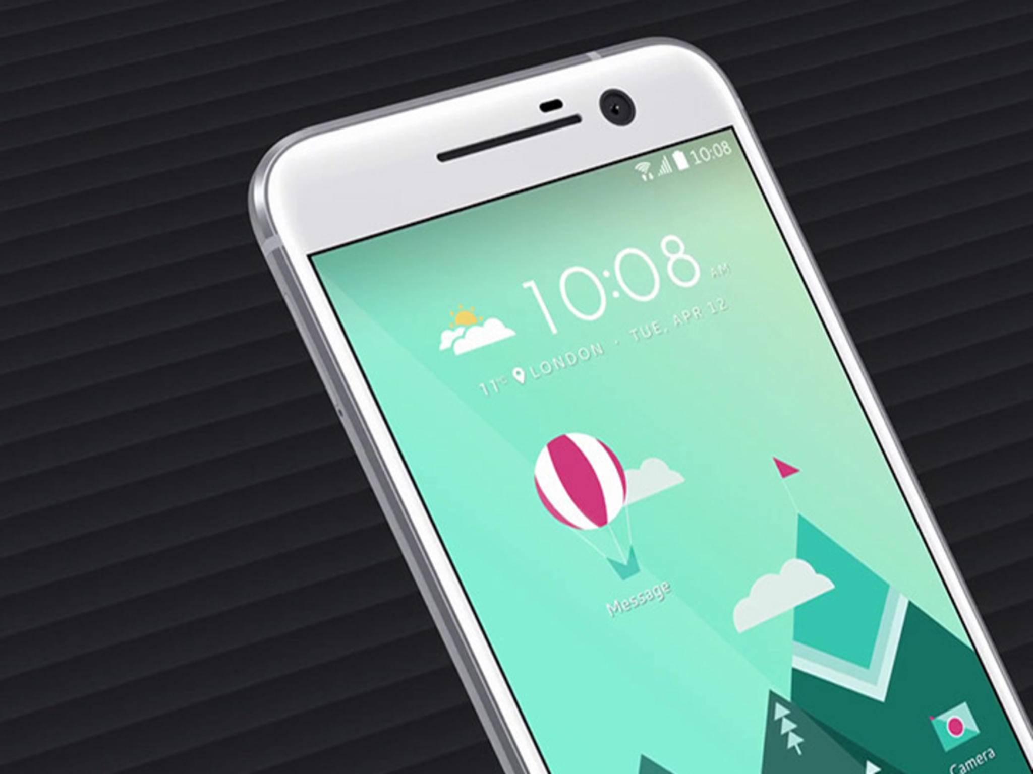 Mit dem Ladegerät des Pixel C verträgt sich das HTC 10 anscheinend nicht.