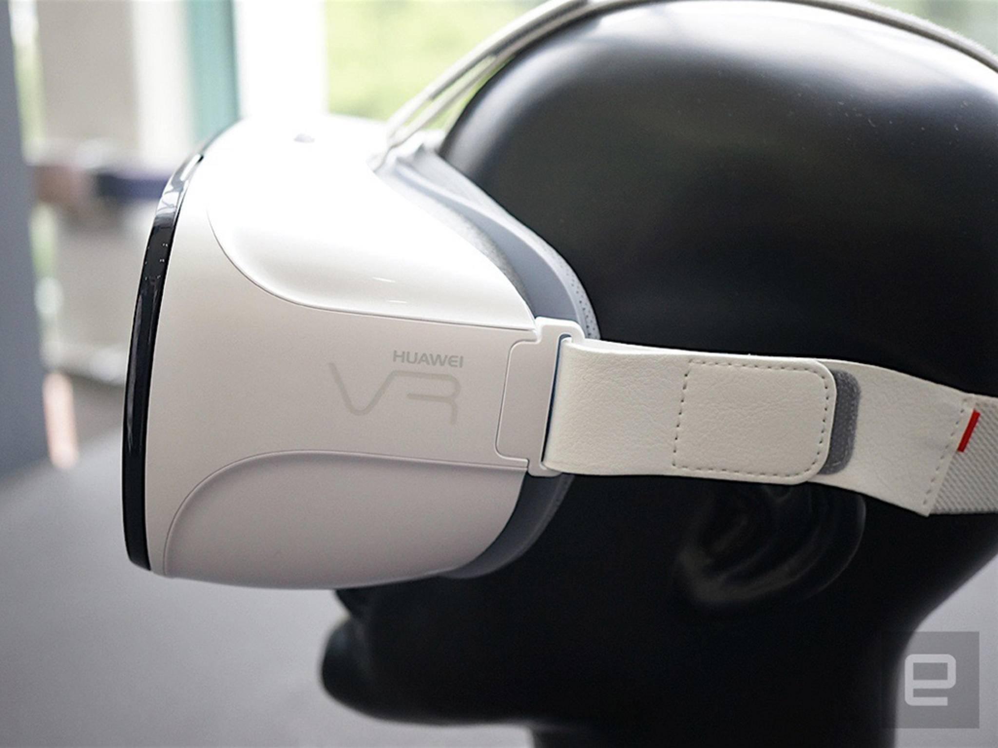 Huawei plant ein Konkurrenzprodukt zur Samsung Gear VR.