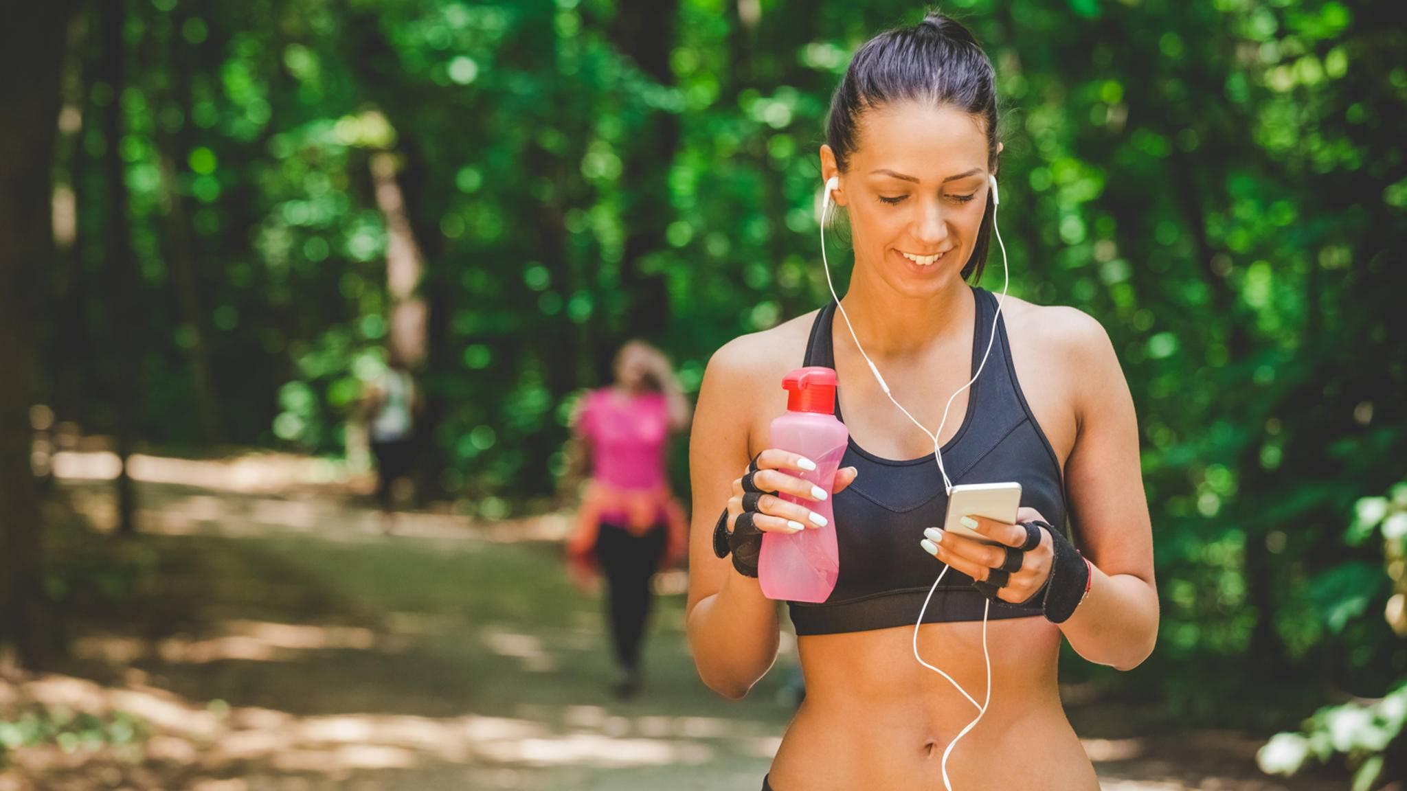 Trend Nummer eins: Fitnesstrainer und Sportprofis setzen auf Fitness-Tracker.