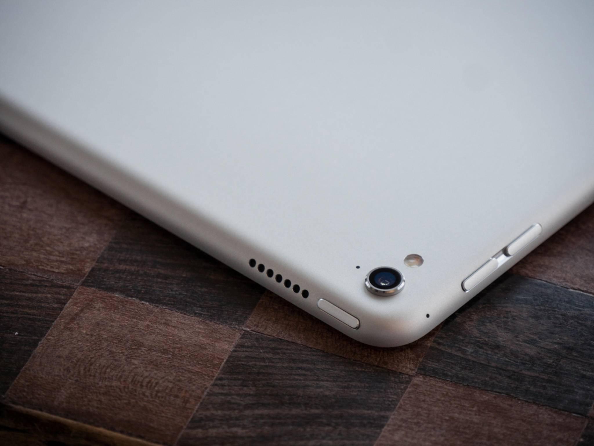 Die Kamera des iPad Pro erlaubt Aufnahmen mit 12 Megapixeln.