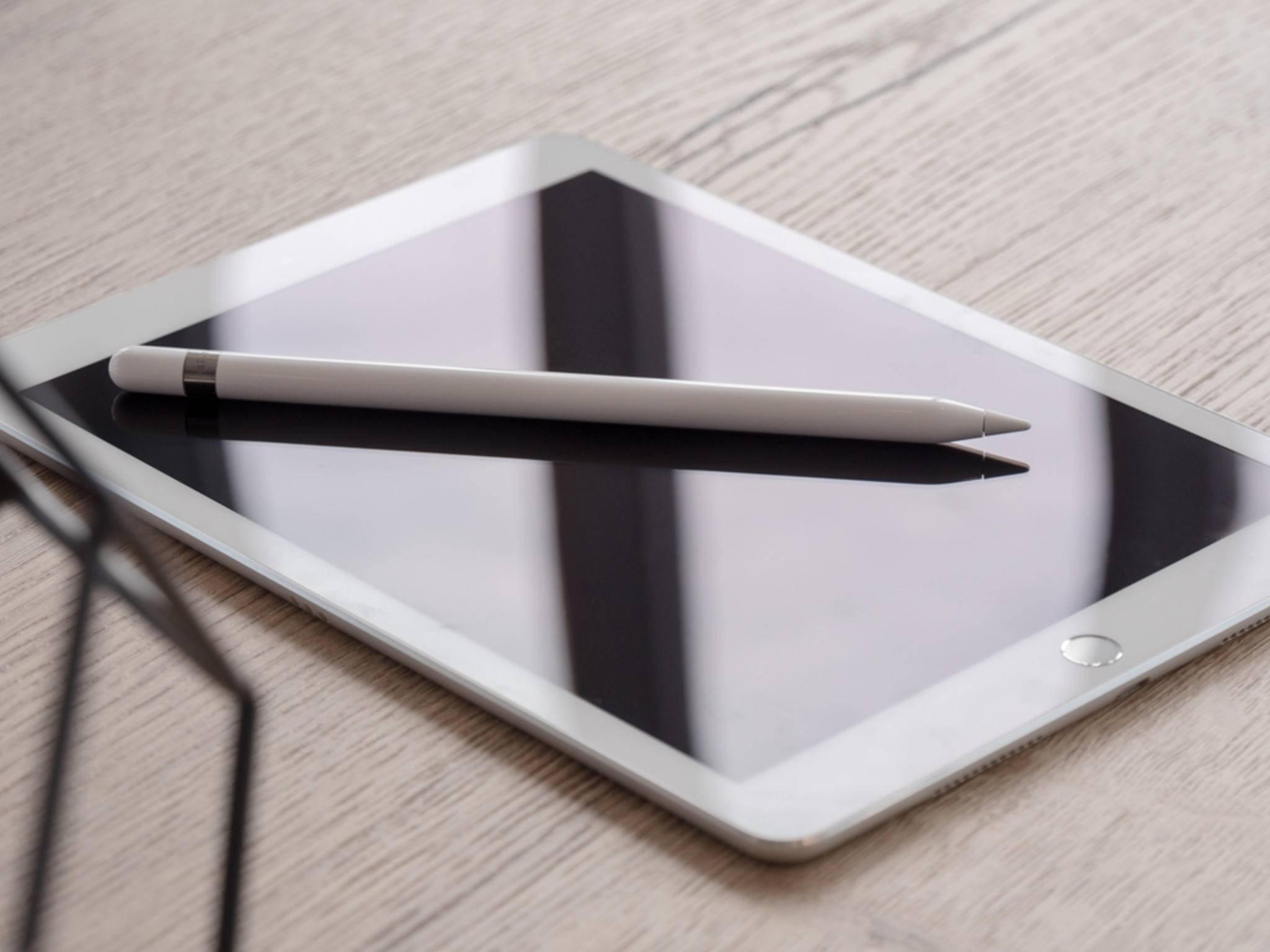 Der Apple Pencil kostet im Handel rund 110 Euro.