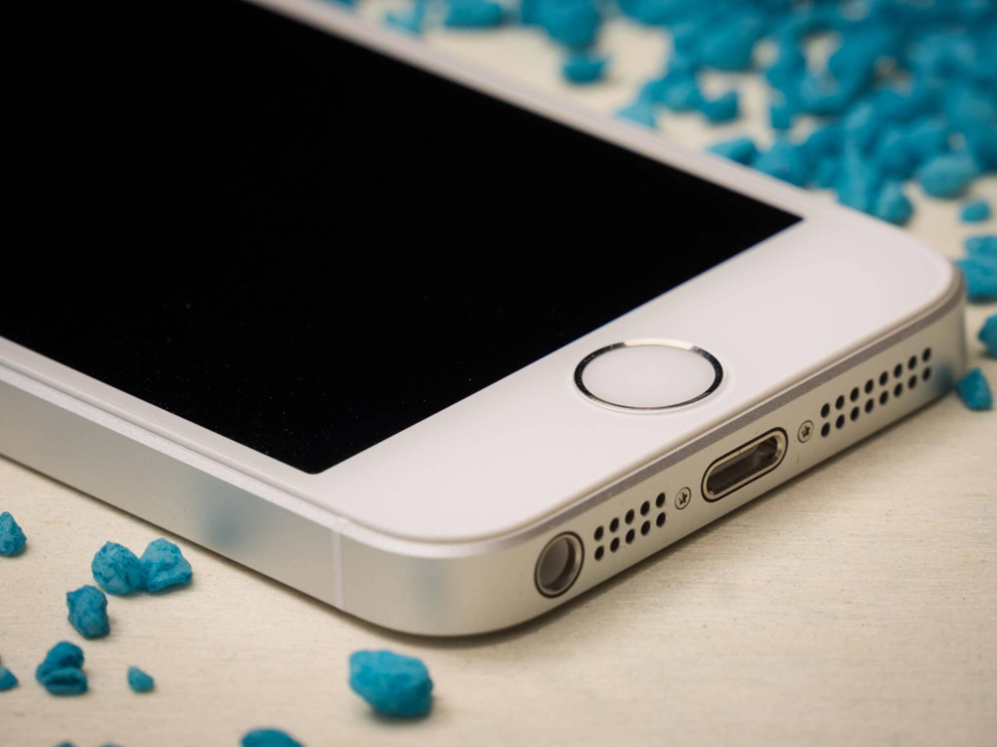 Fällt der Home-Button des iPhone zukünftig weg?