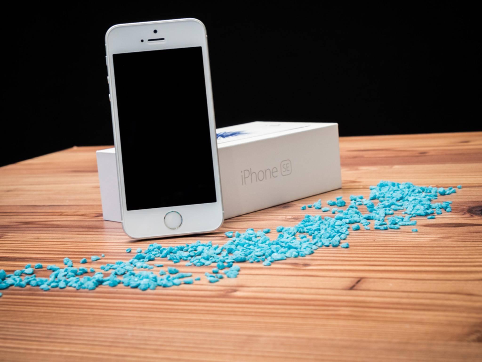 Handlich, praktisch, gut: das iPhone SE.