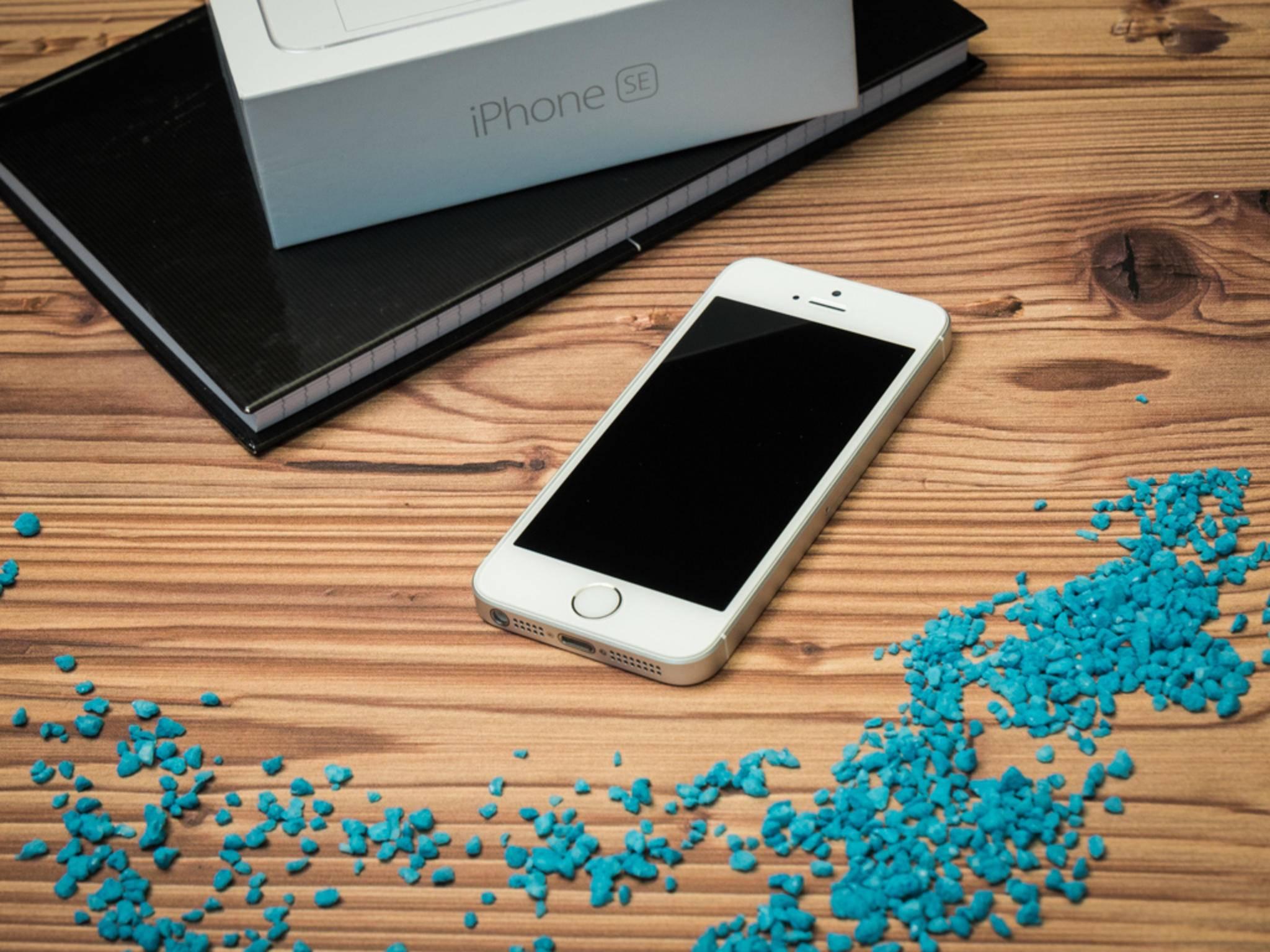 Wird im Frühjahr 2017 wohl keinen Nachfolger bekommen: das iPhone SE.