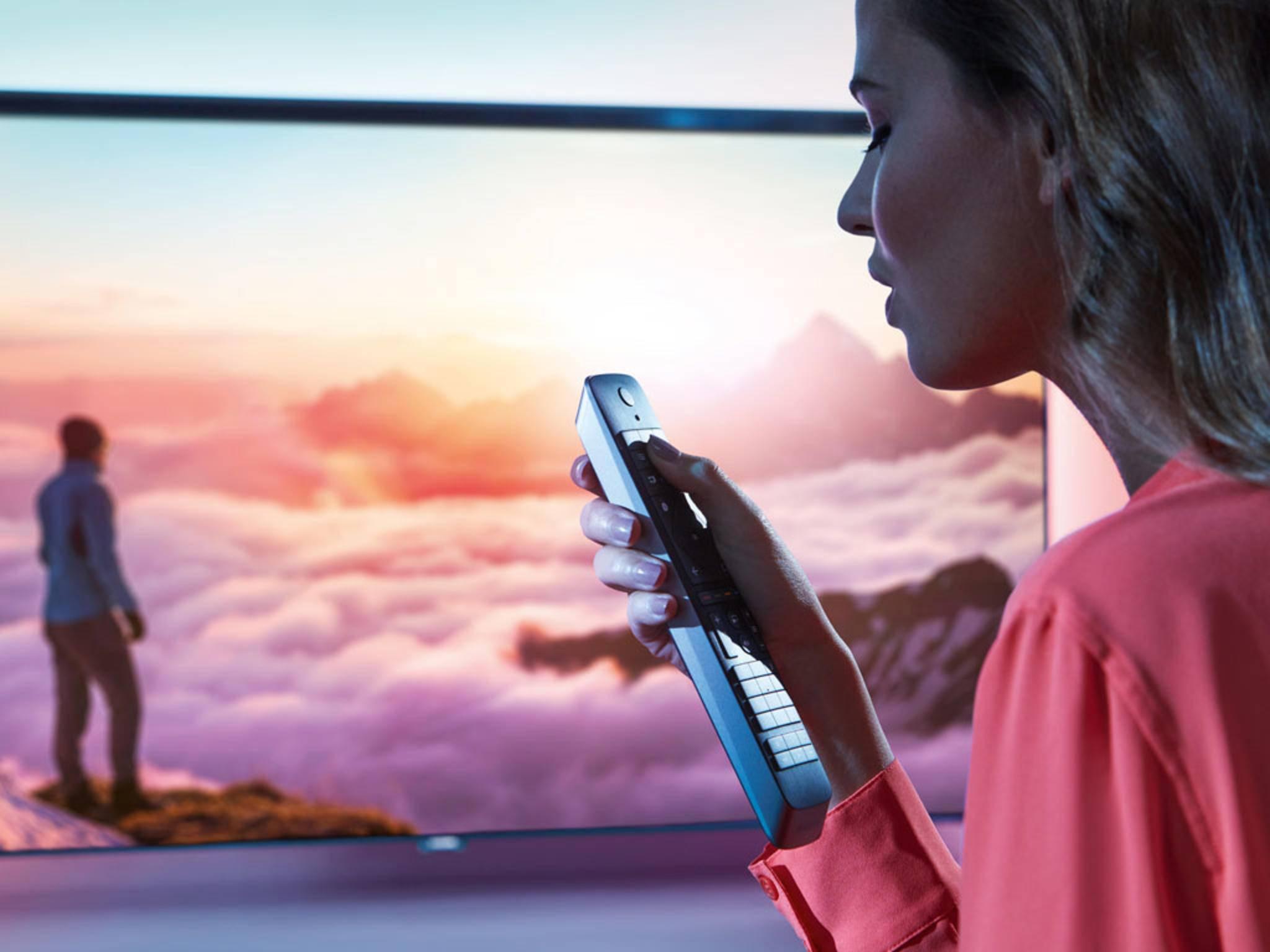 Ultrascharfes 4K-Bild – HDMI 2.0 macht's möglich.