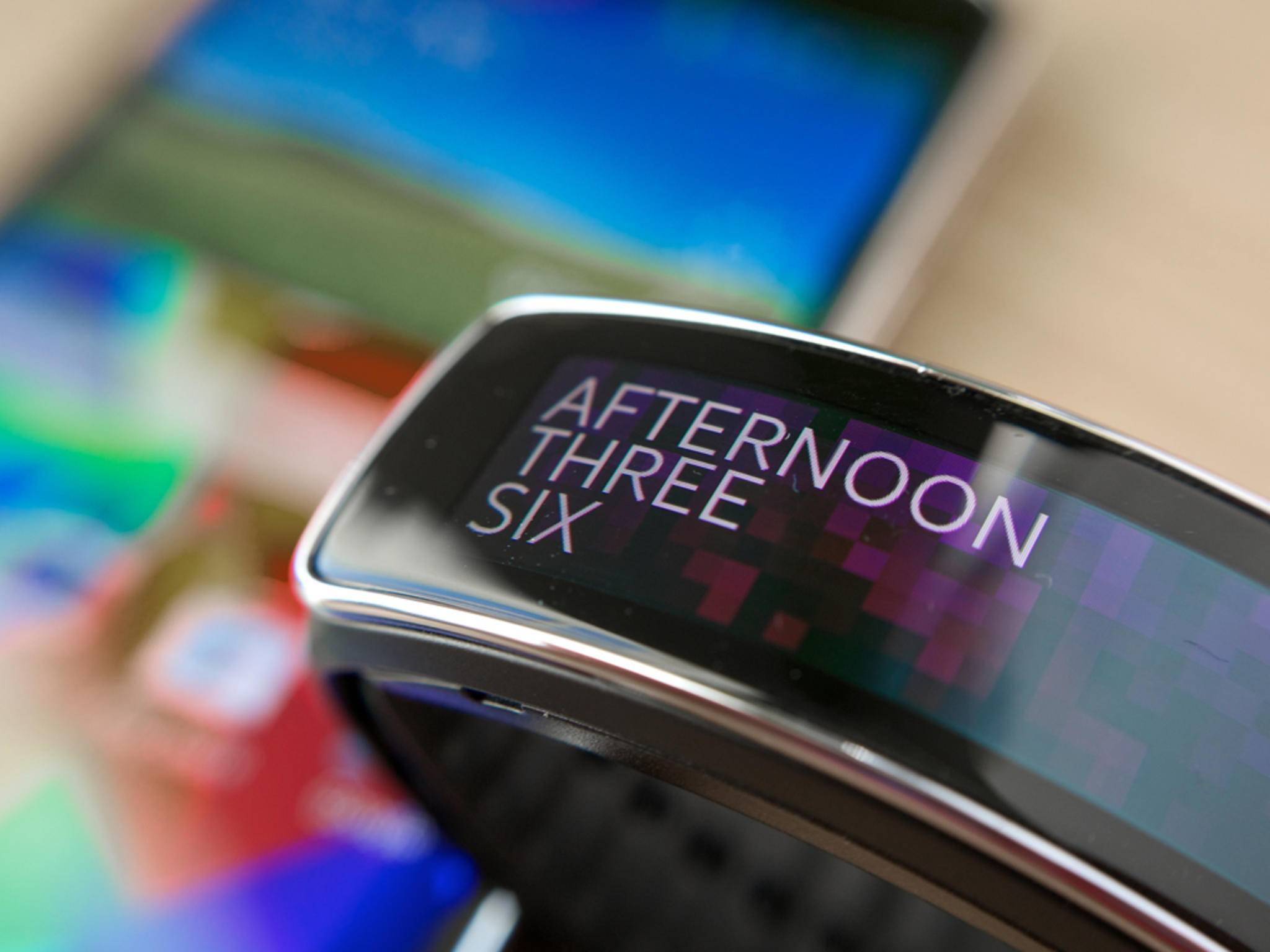 Das Samsung Gear Fit soll schon bald einen Nachfolger bekommen.