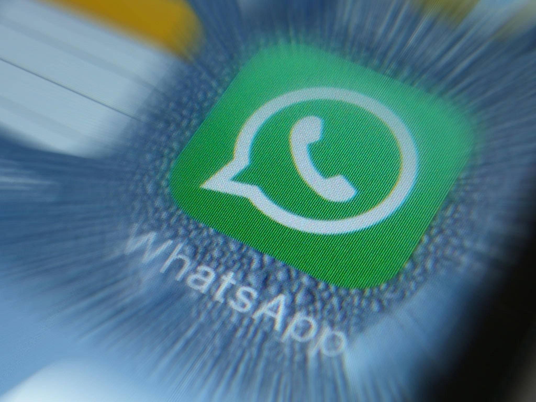 WhatsApp: Nachrichten können jetzt per Spracheingabe verfasst werden.