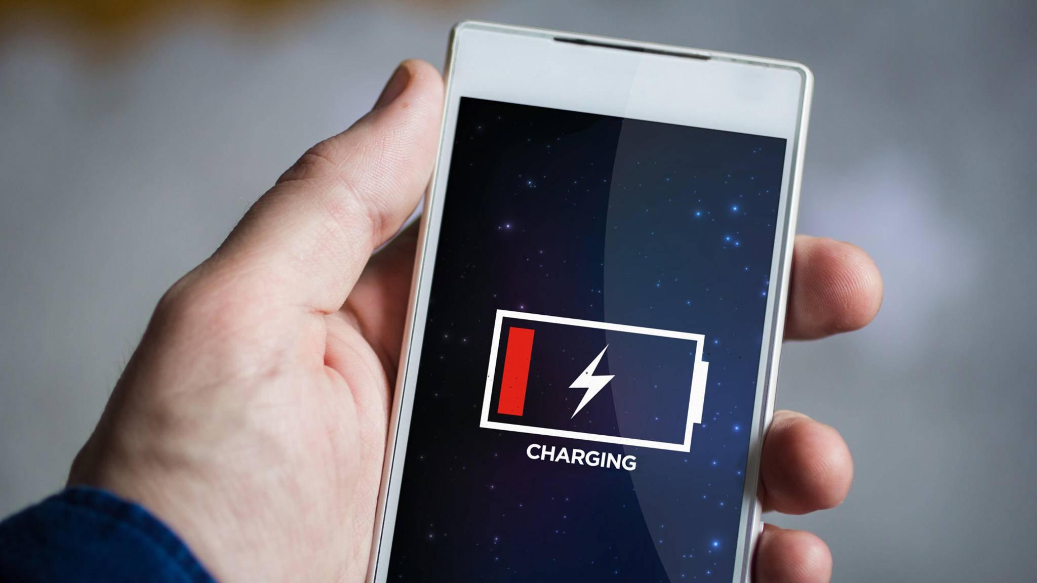 Fast Charging hat keine negativen Auswirkungen auf den Akku eines Smartphones.