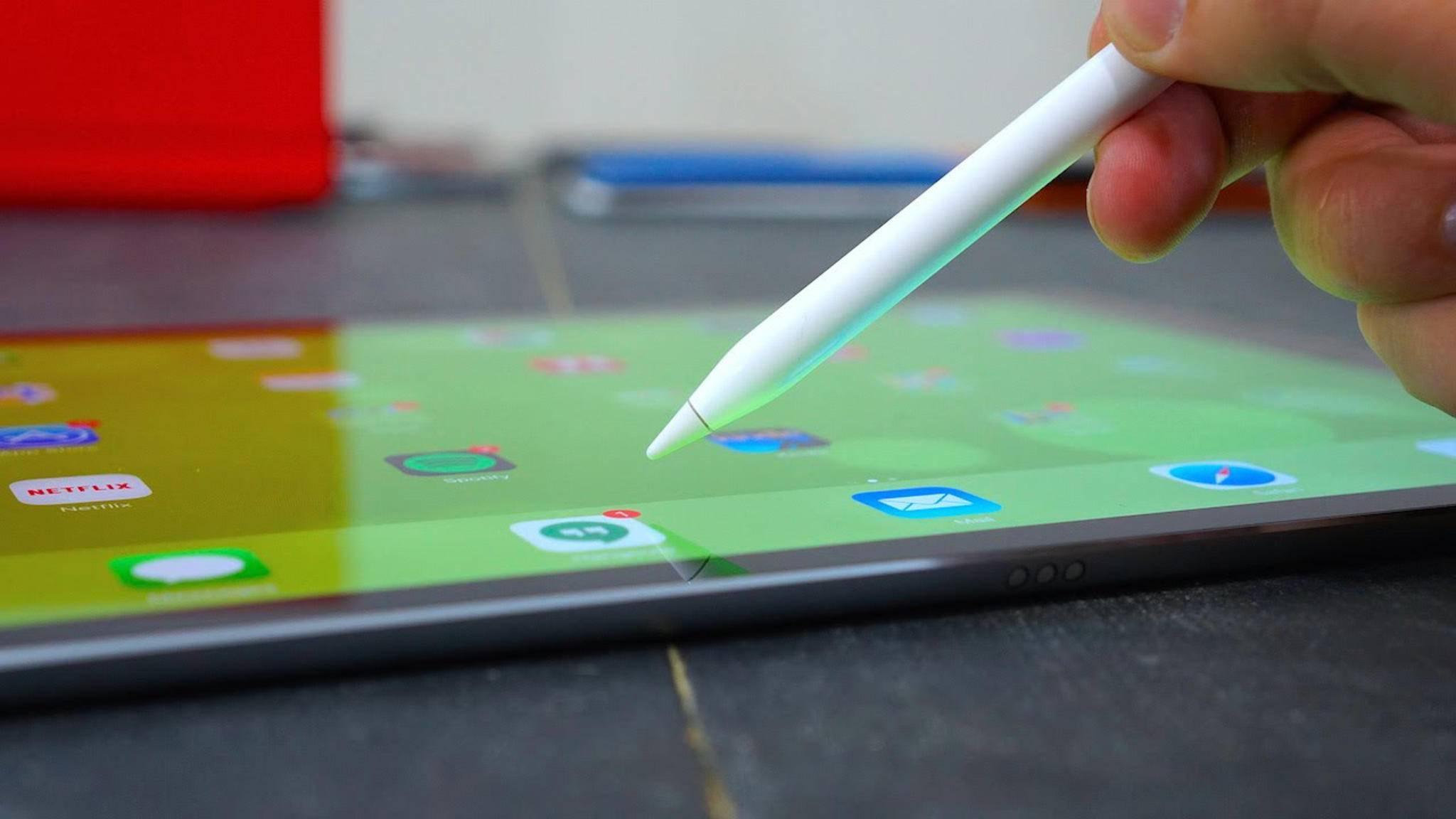 Die 8 besten Tipps und Tricks für den Apple Pencil.