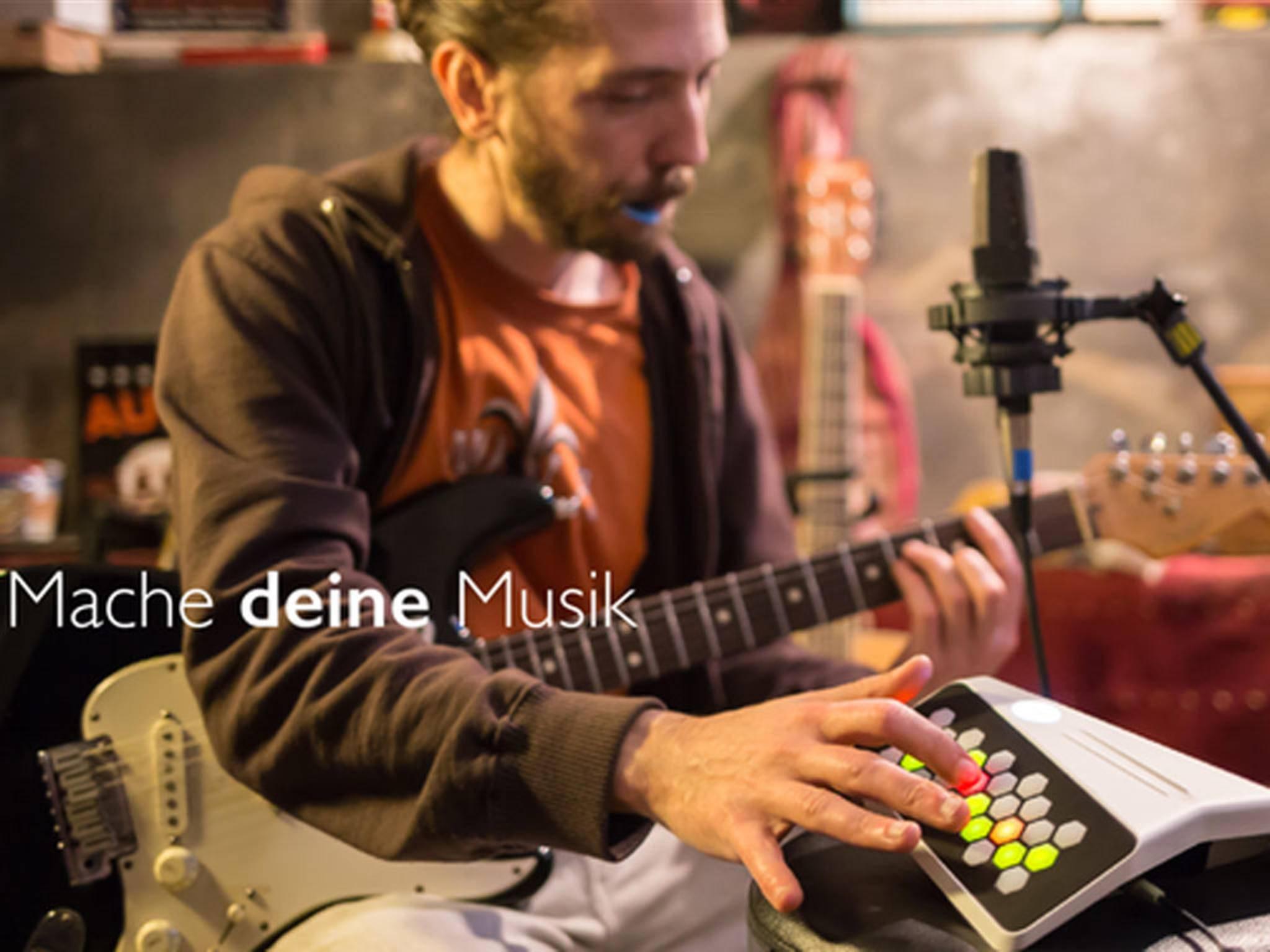 Mit Dualo können auch Musiker professionell Musik machen.