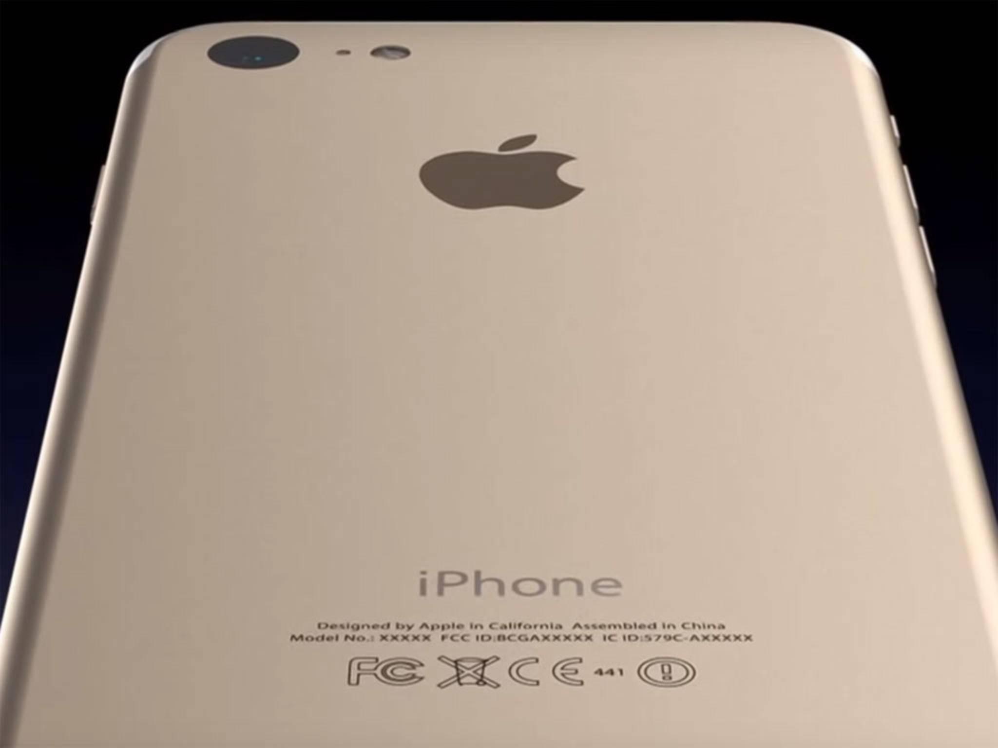 Das iPhone 7 Plus soll die gleichen Abmessungen wie das iPhone 6s Plus besitzen.