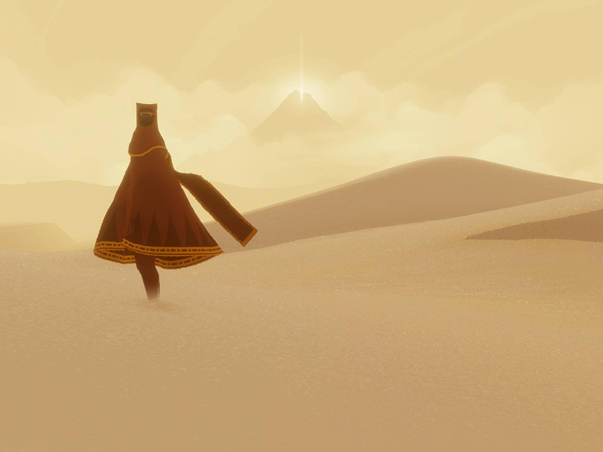 """""""Journey"""" ist kurz und trotzdem ziemlich großartig."""