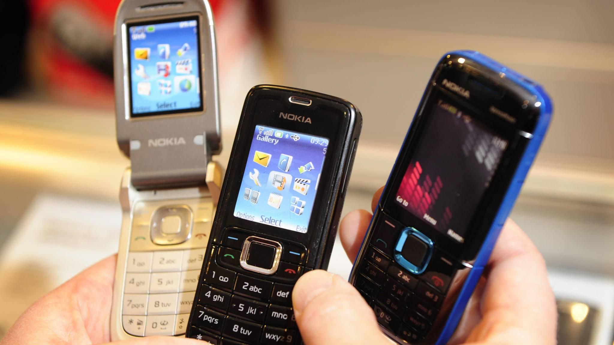 Wir haben die zehn erfolgreichsten Handys aller Zeiten zusammengestellt.