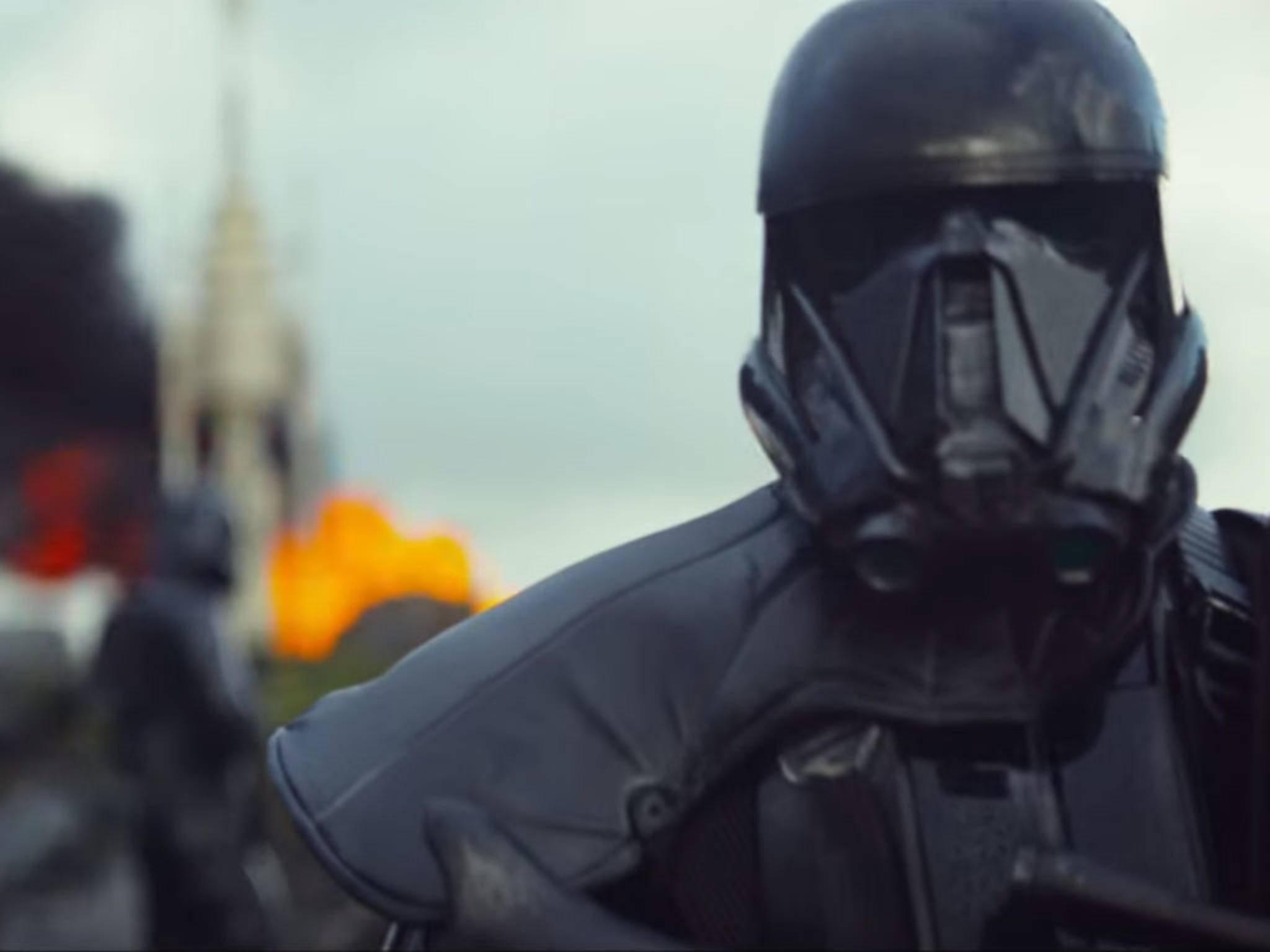 """Große Teile von """"Rogue One"""" werden neu gefilmt."""
