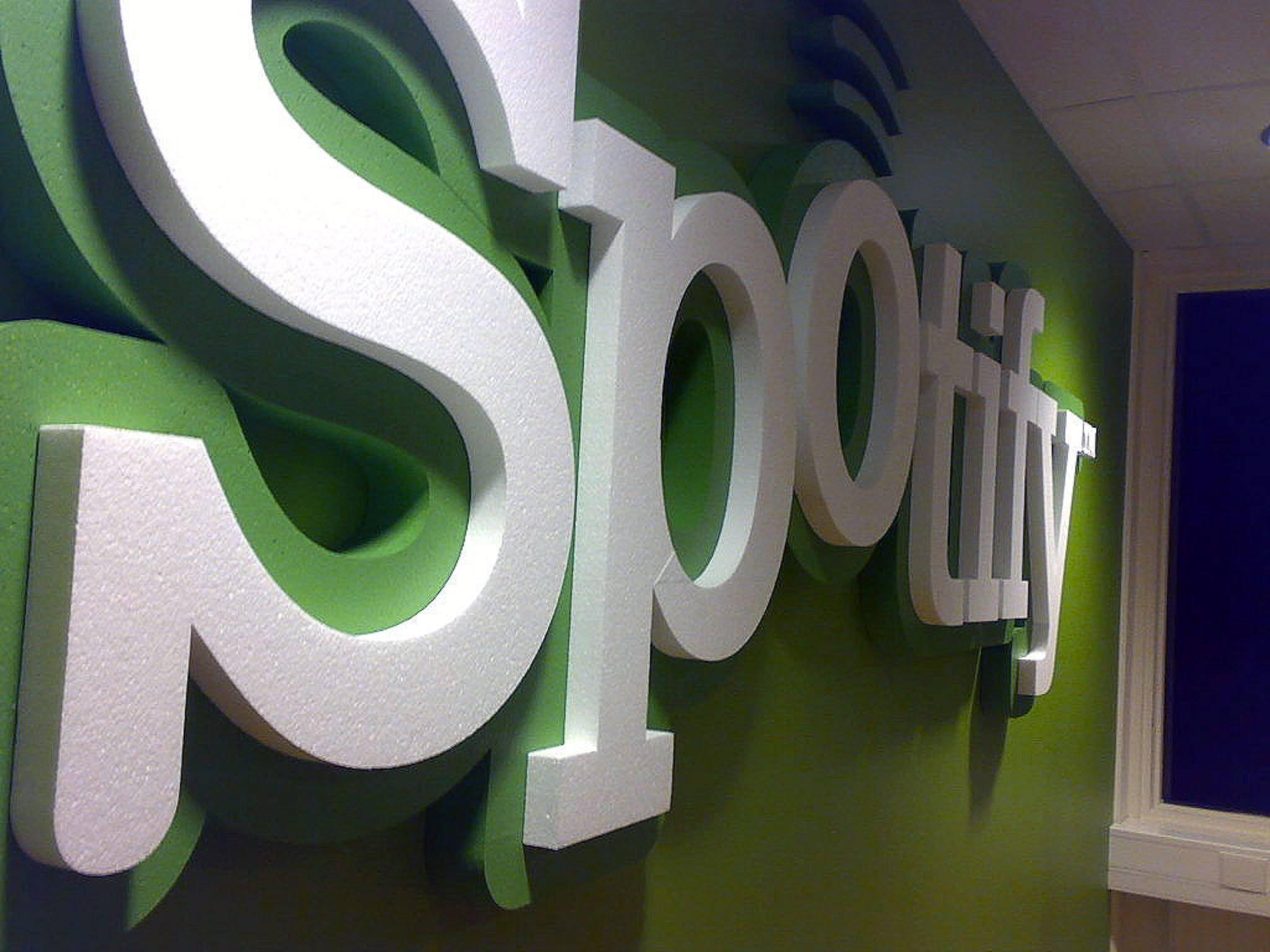 Auch Spotify gibt es für Samsung Smart TVs.