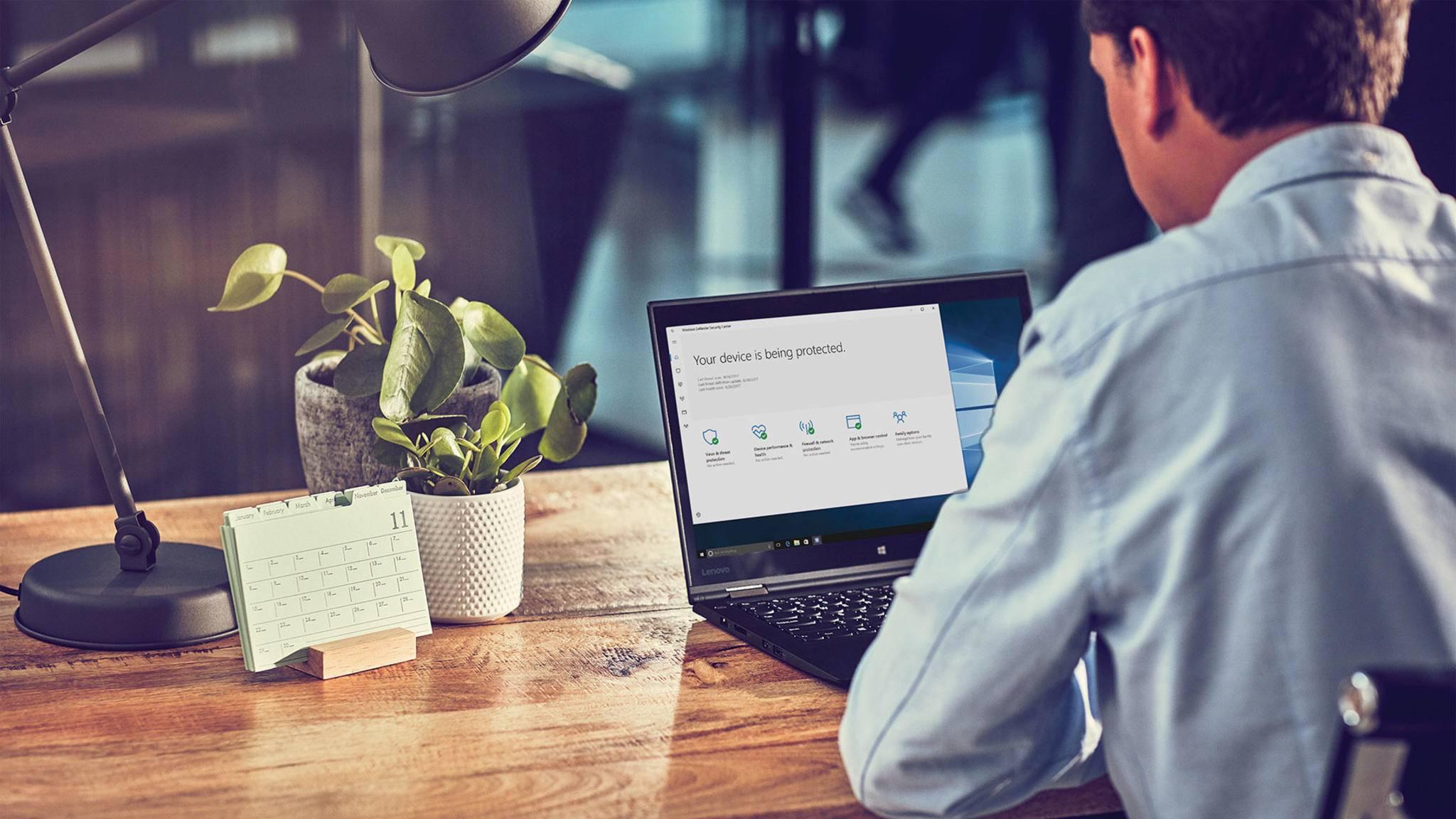 Microsoft und andere gehen mit Patches gegen Meltdown und Spectre vor.