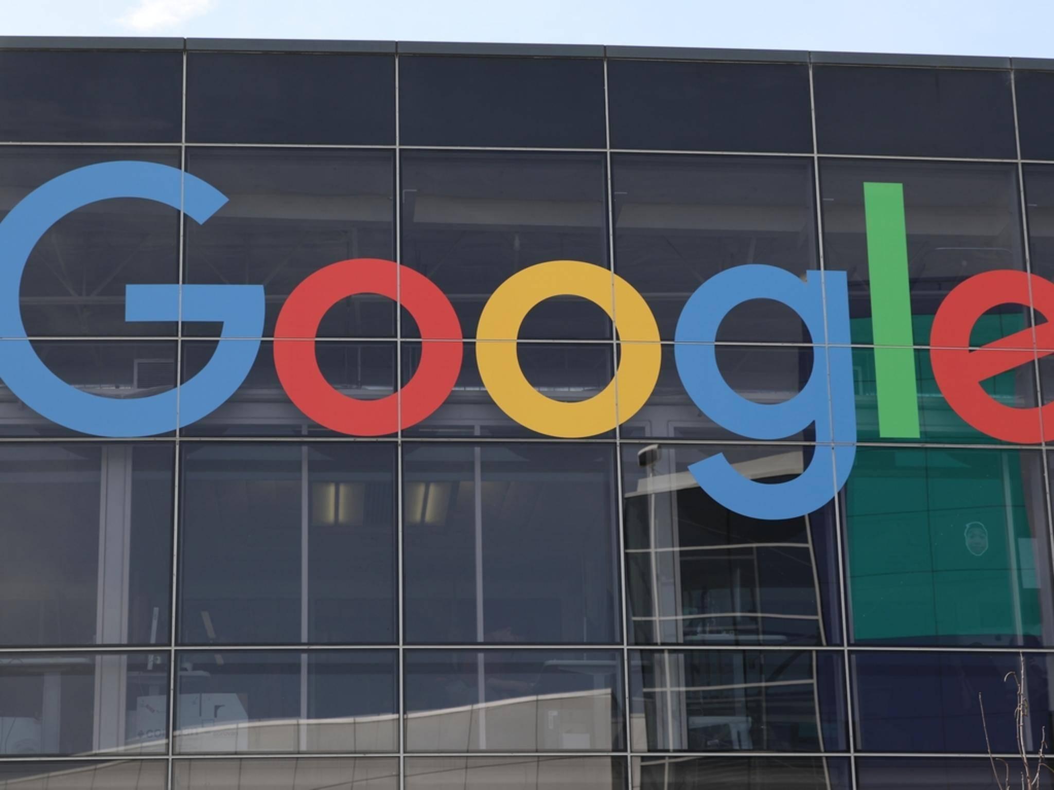 Google sammelt jede Menge Daten über Dich.