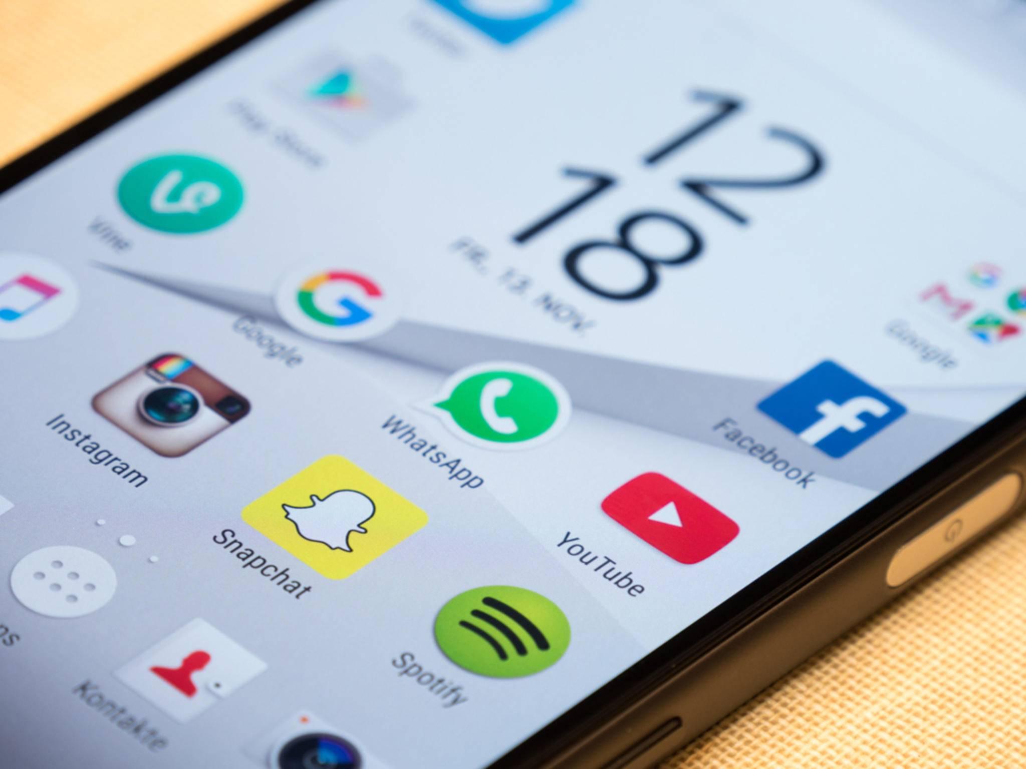 Wenn Du keinen Platz mehr auf dem Smartphone hast, kannst Du nach doppelten Apps suchen.