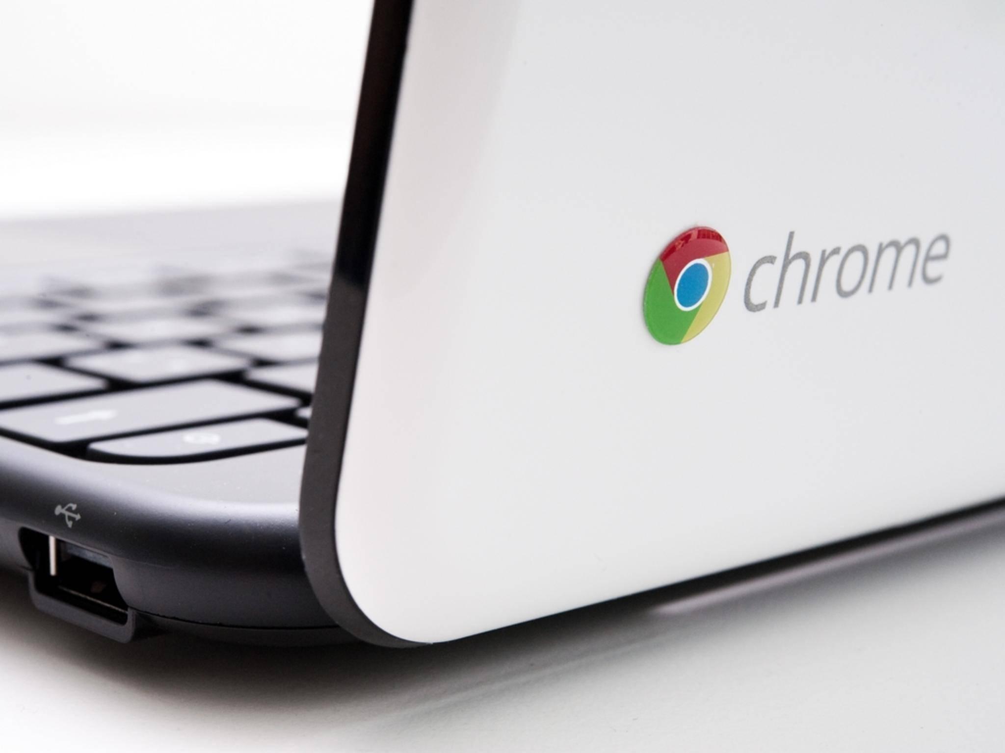 Auf Chromebooks sollen bald Android-Apps laufen.
