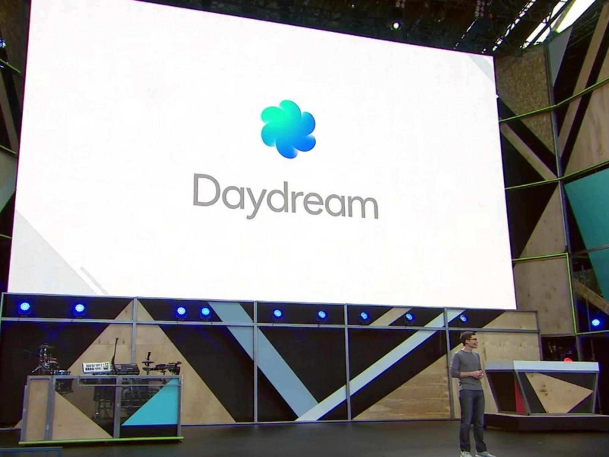 Daydream ist die neue VR-Plattform von Android N.