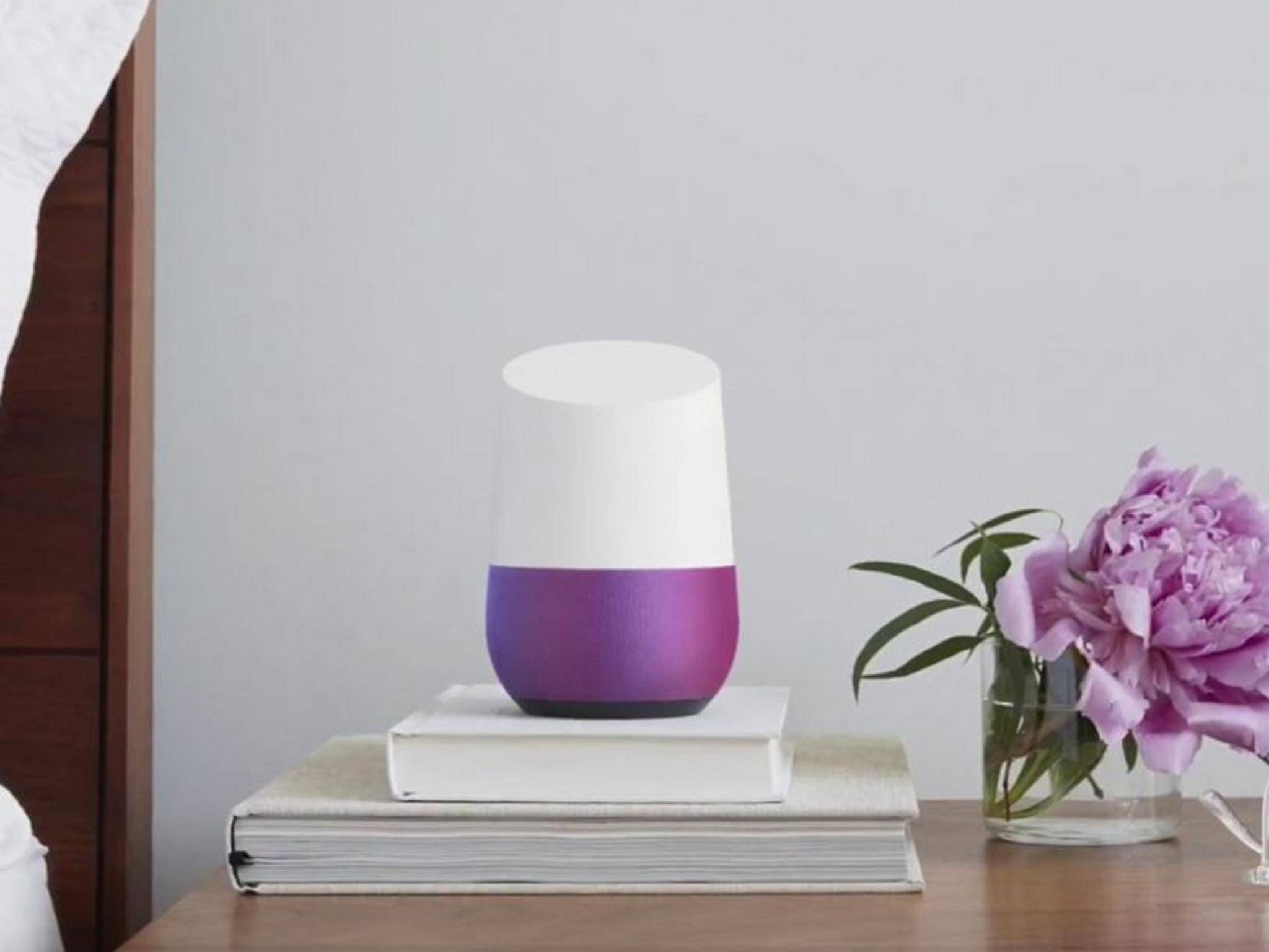 Google Home ist Googles intelligentes Gadget für das Smart Home.