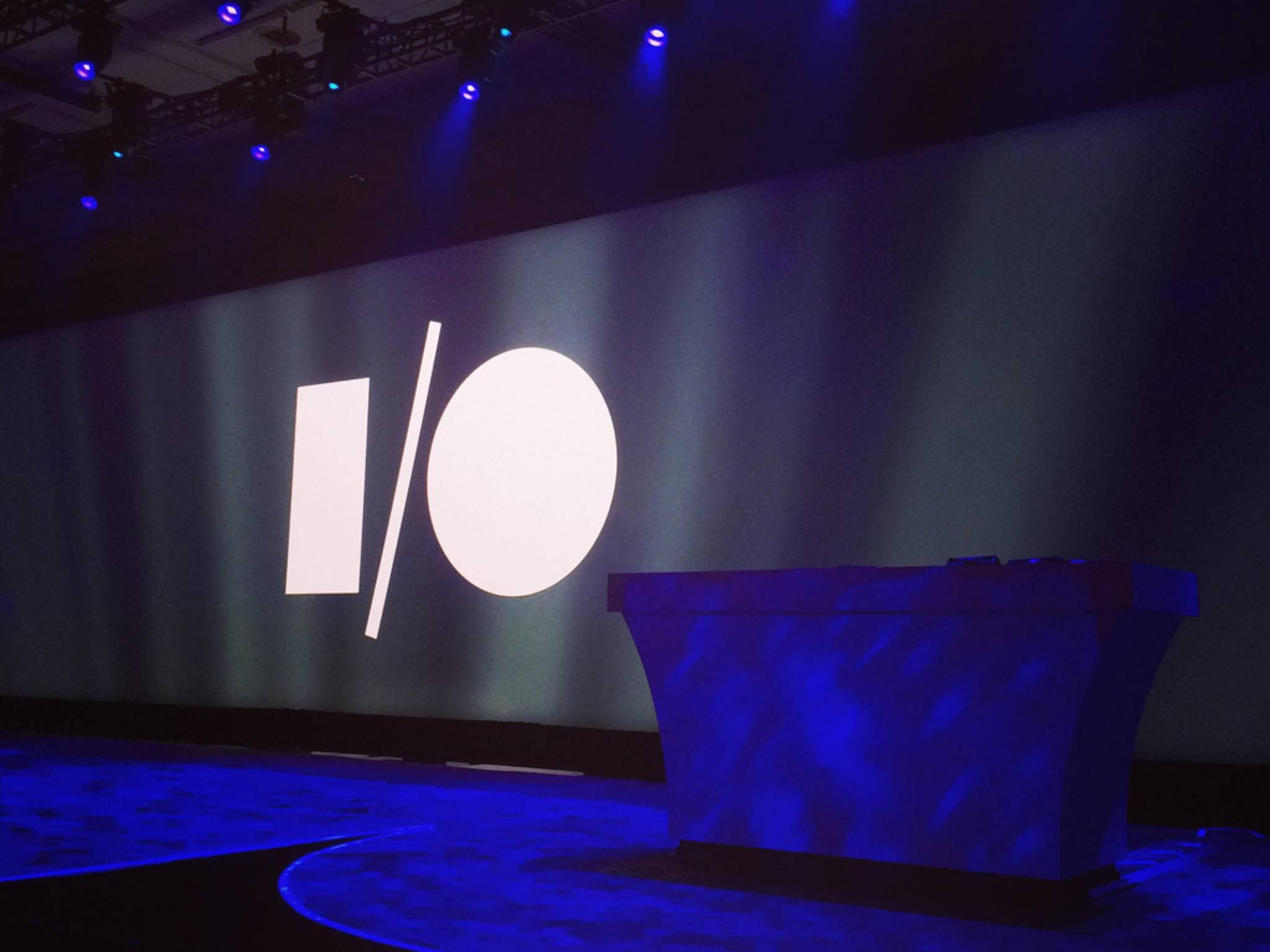 In diesem Jahr findet die Google I/O vom 18. bis 20. Mai statt.