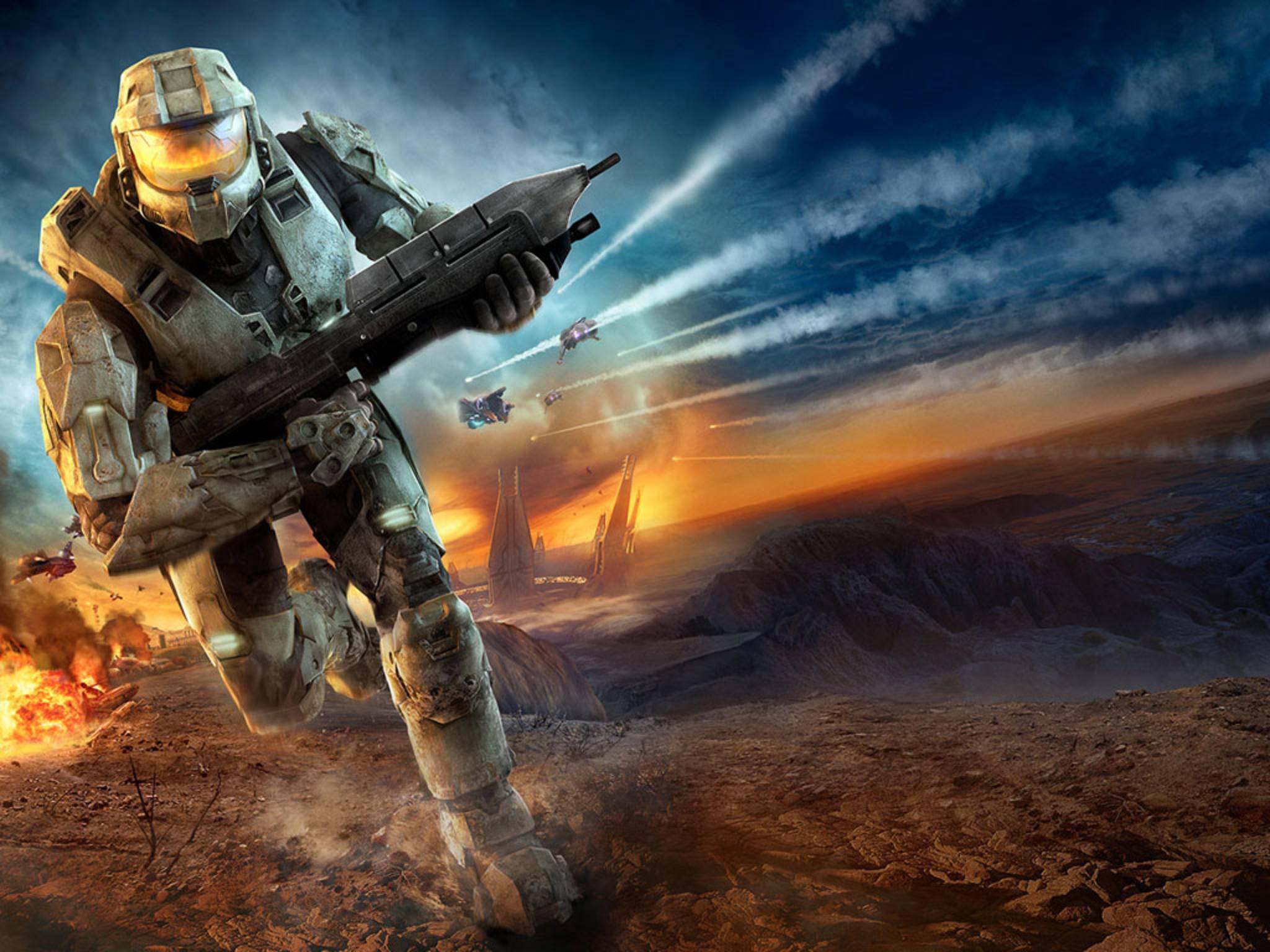 """""""Halo 3"""" ist für viele Spieler offenbar ein Sinn stiftendes Erlebnis."""