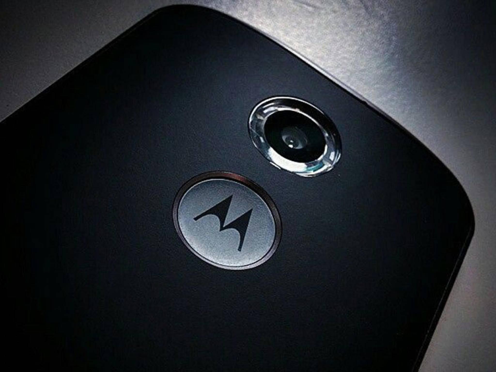 Motorola hat sich den Markennamen Moto Z gesichert.