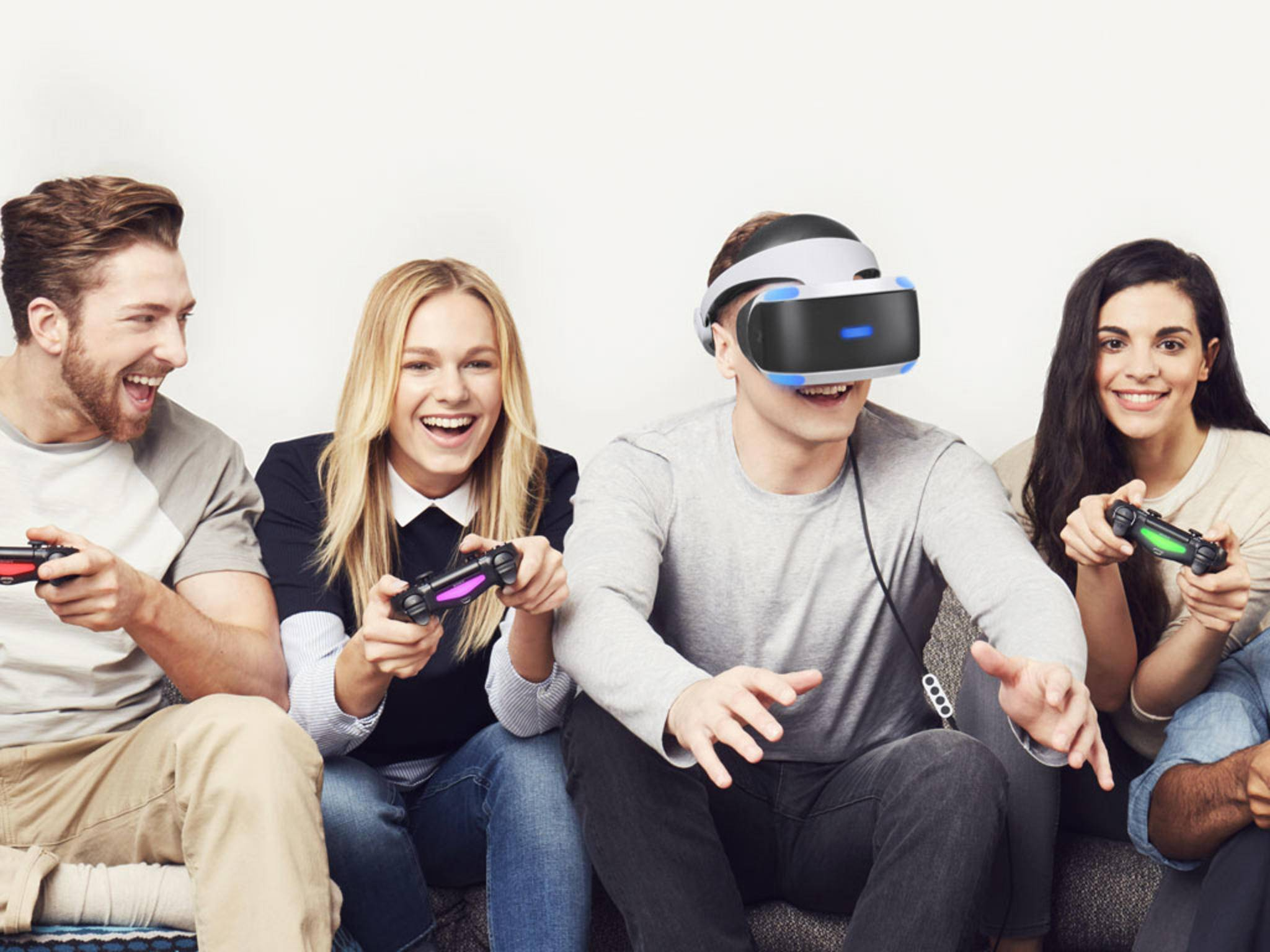Am 12. Oktober soll der Startschuss für die PlayStation VR fallen.
