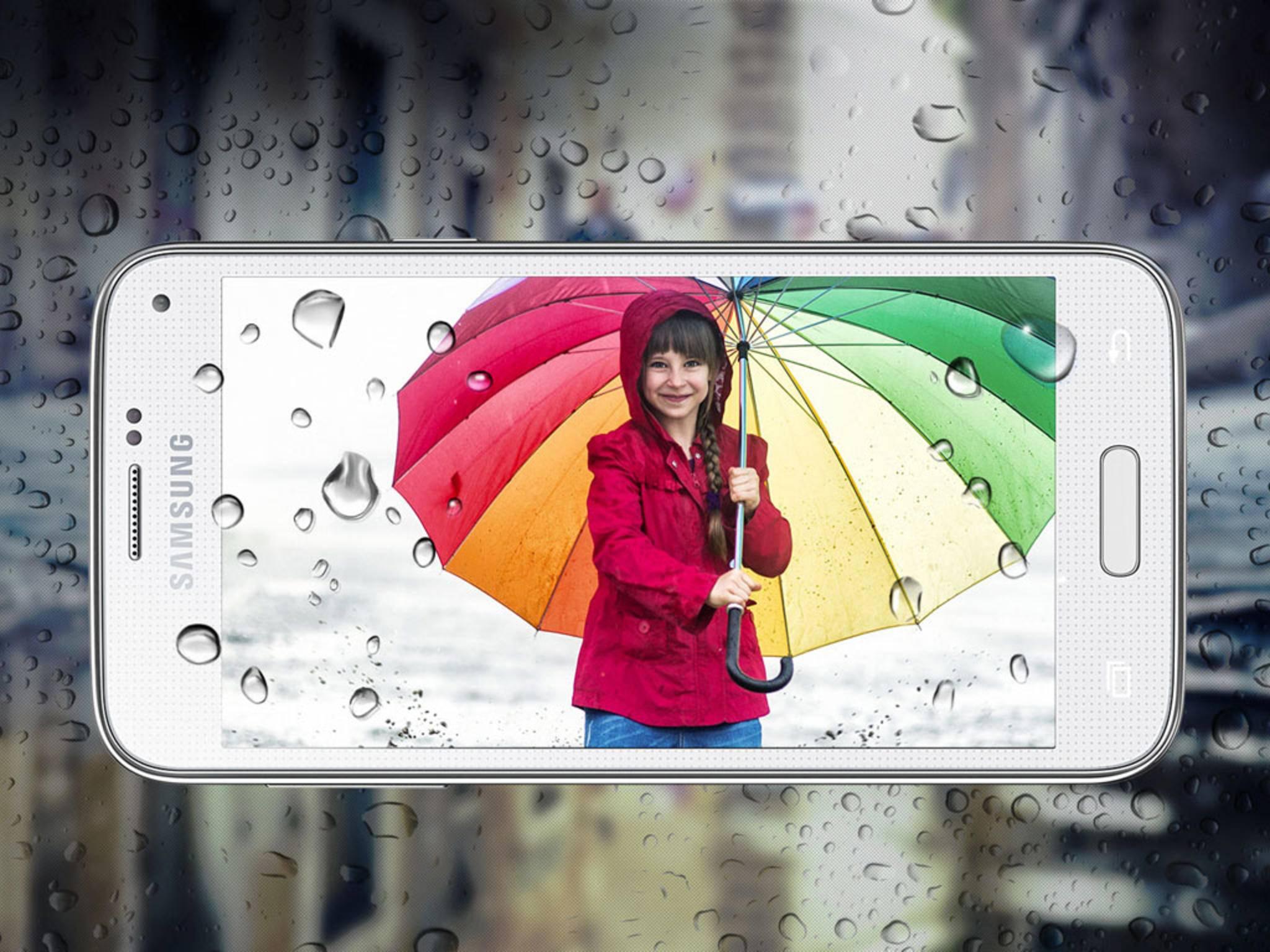 Das Galaxy S5 Mini bekommt wohl demnächst das Marshmallow-Update.