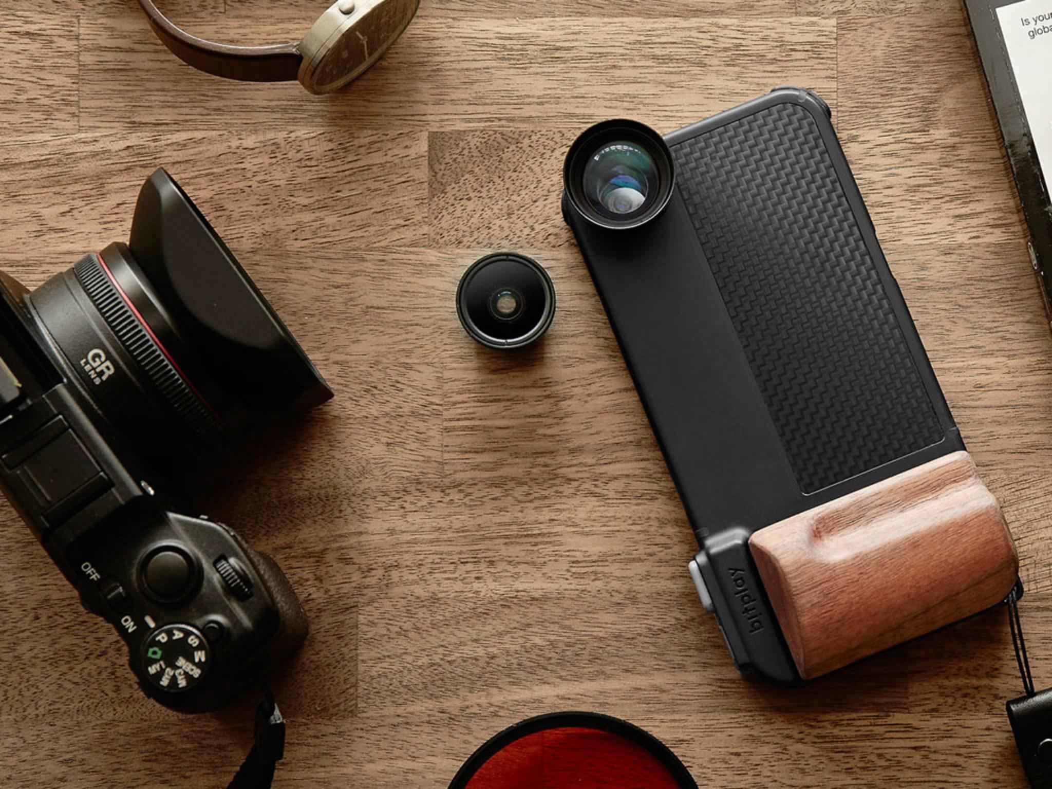 Mit diesen 8 Gadgets macht die iPhone-Kamera noch mehr Spaß.