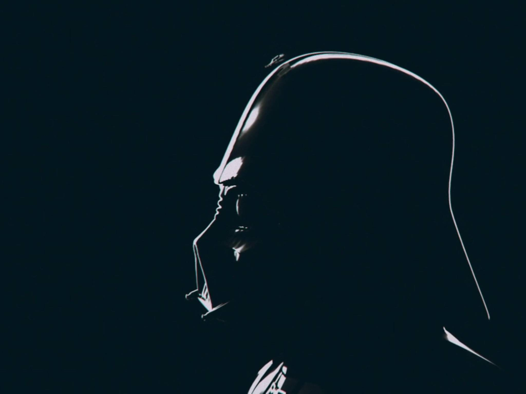 """Ganz anders und doch vertraut: Kurt Rauffers Version des """"Star Wars""""-Openers."""