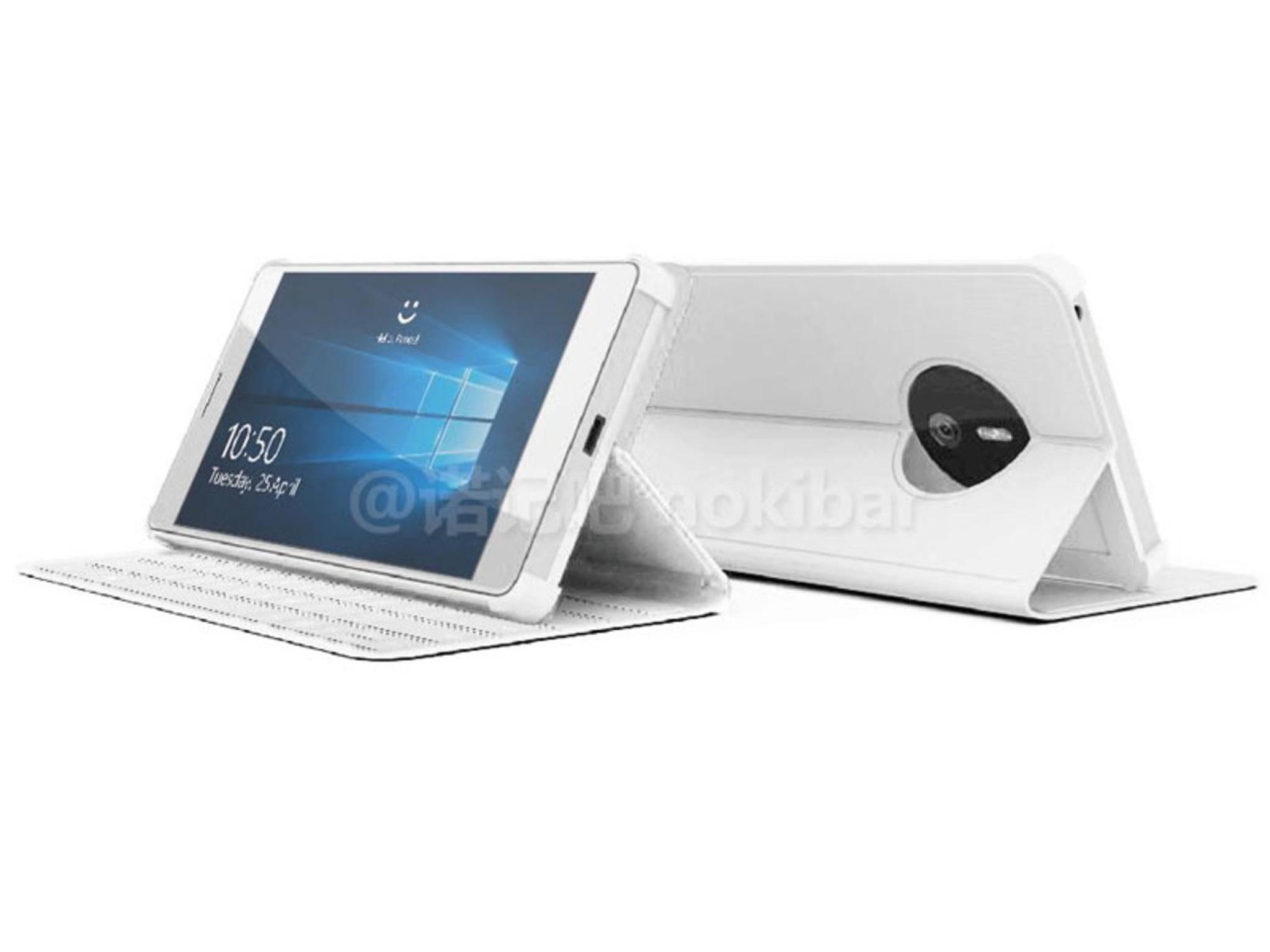 Vom Surface Phone existieren bislang nur Render-Konzepte.
