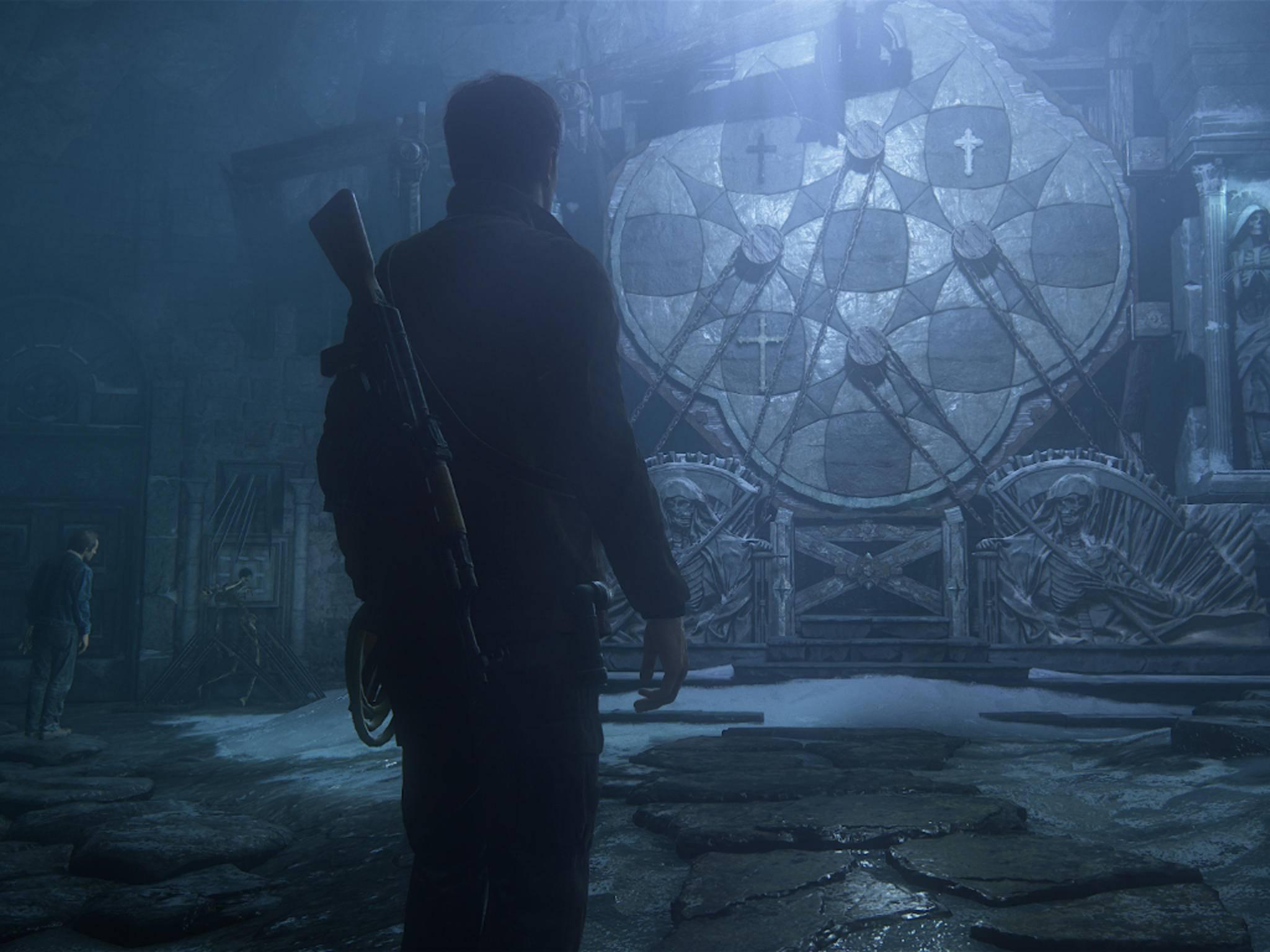 """Die Suche nach versteckten Trophäen in """"Uncharted 4"""" kann sich lohnen."""