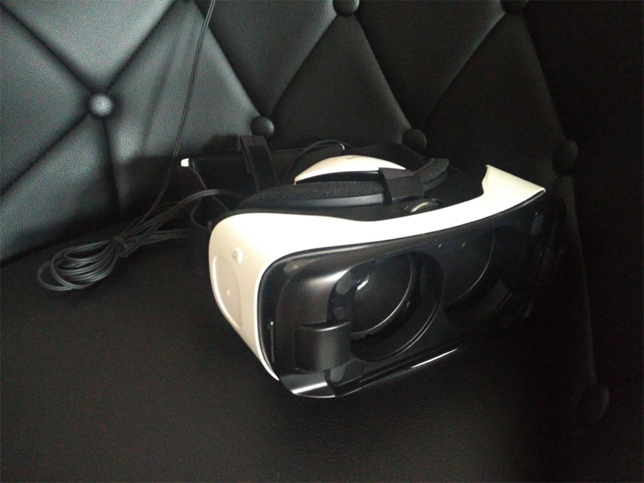 Zeit, um sich an die VR-Brille zu gewöhnen, hat man im Kino nicht.