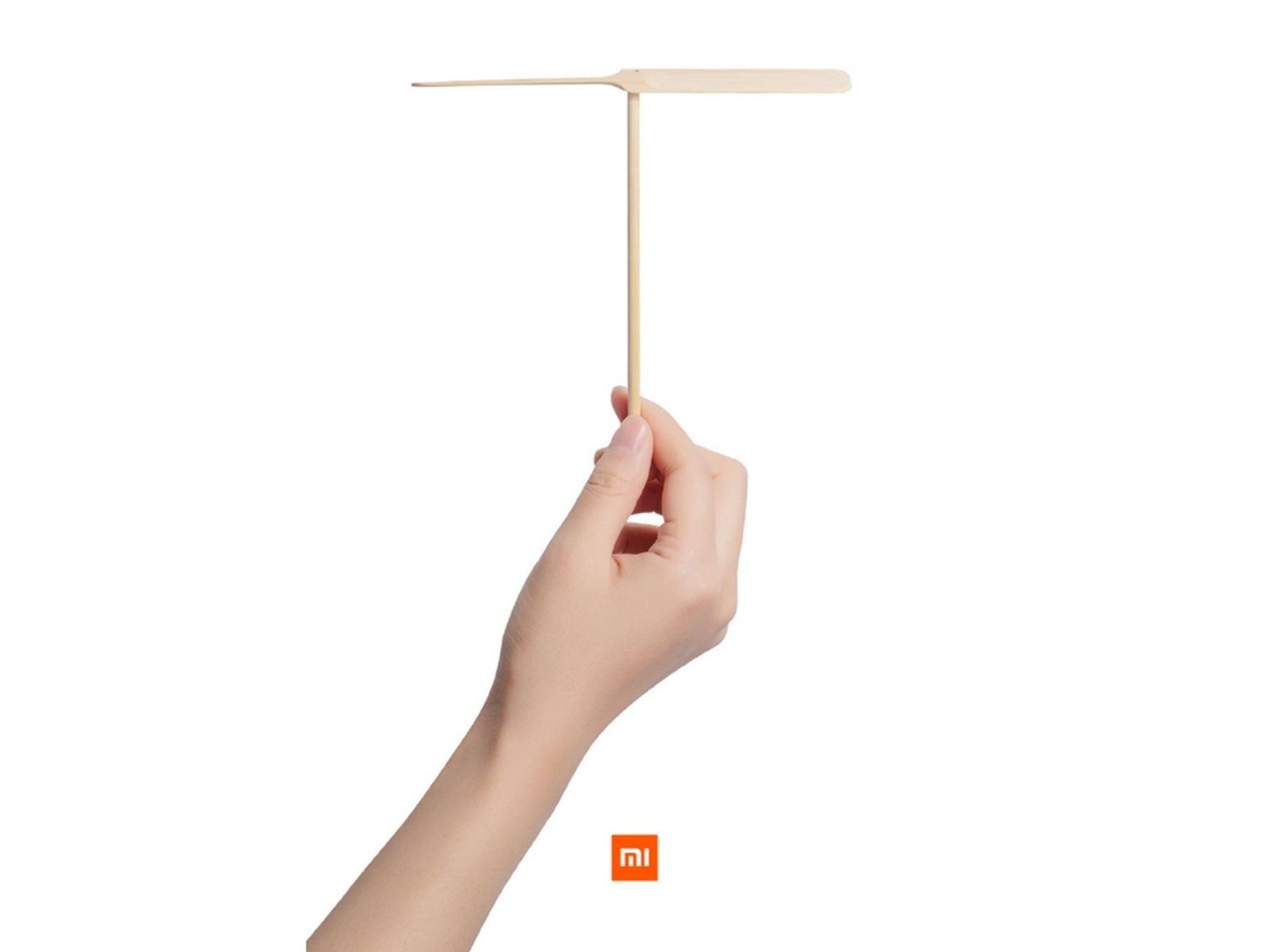 Was die Xiaomi-Drohne kann, steht noch nicht fest.